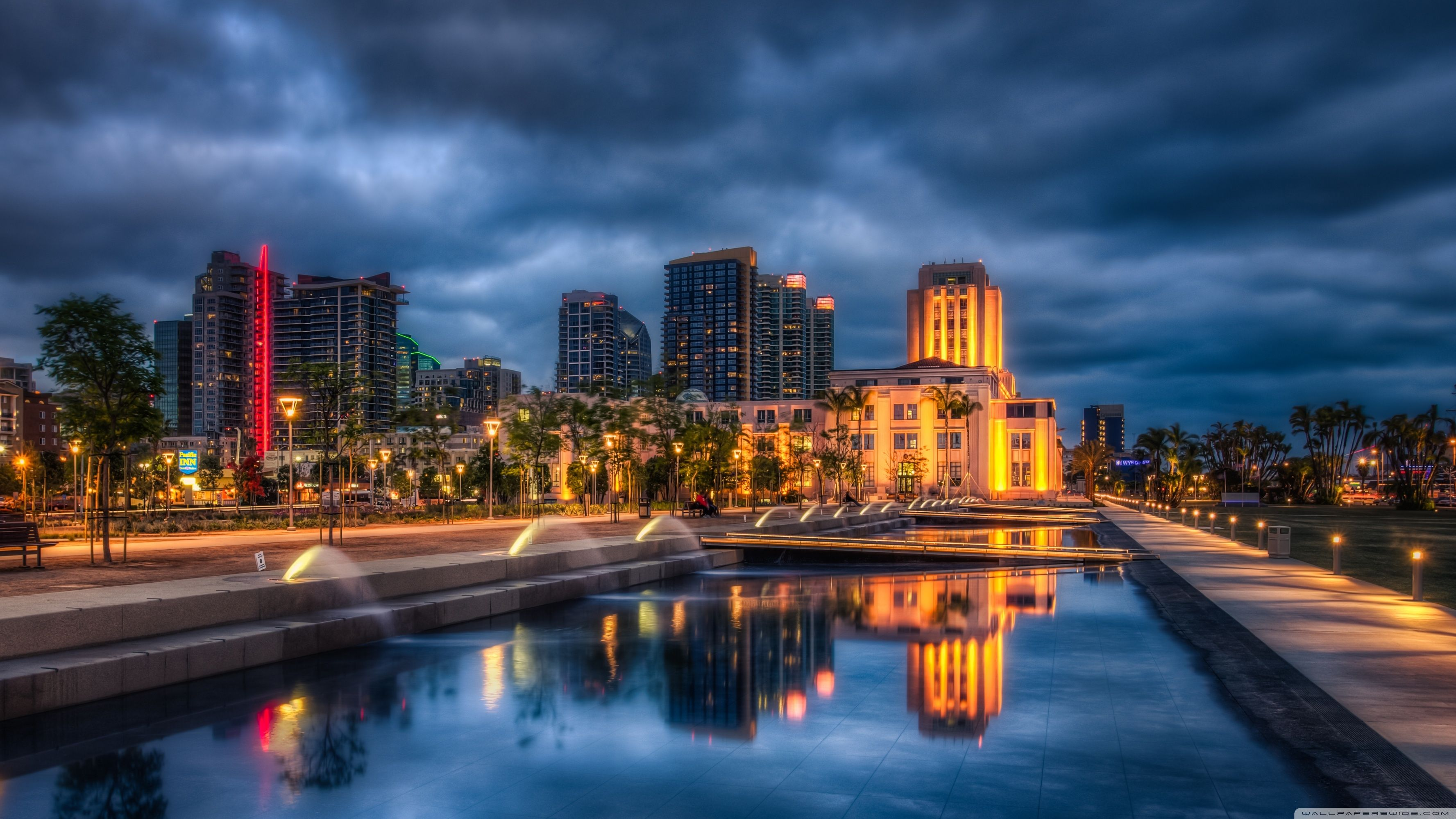 San Diego 4k Wallpapers Top Free San Diego 4k Backgrounds Wallpaperaccess