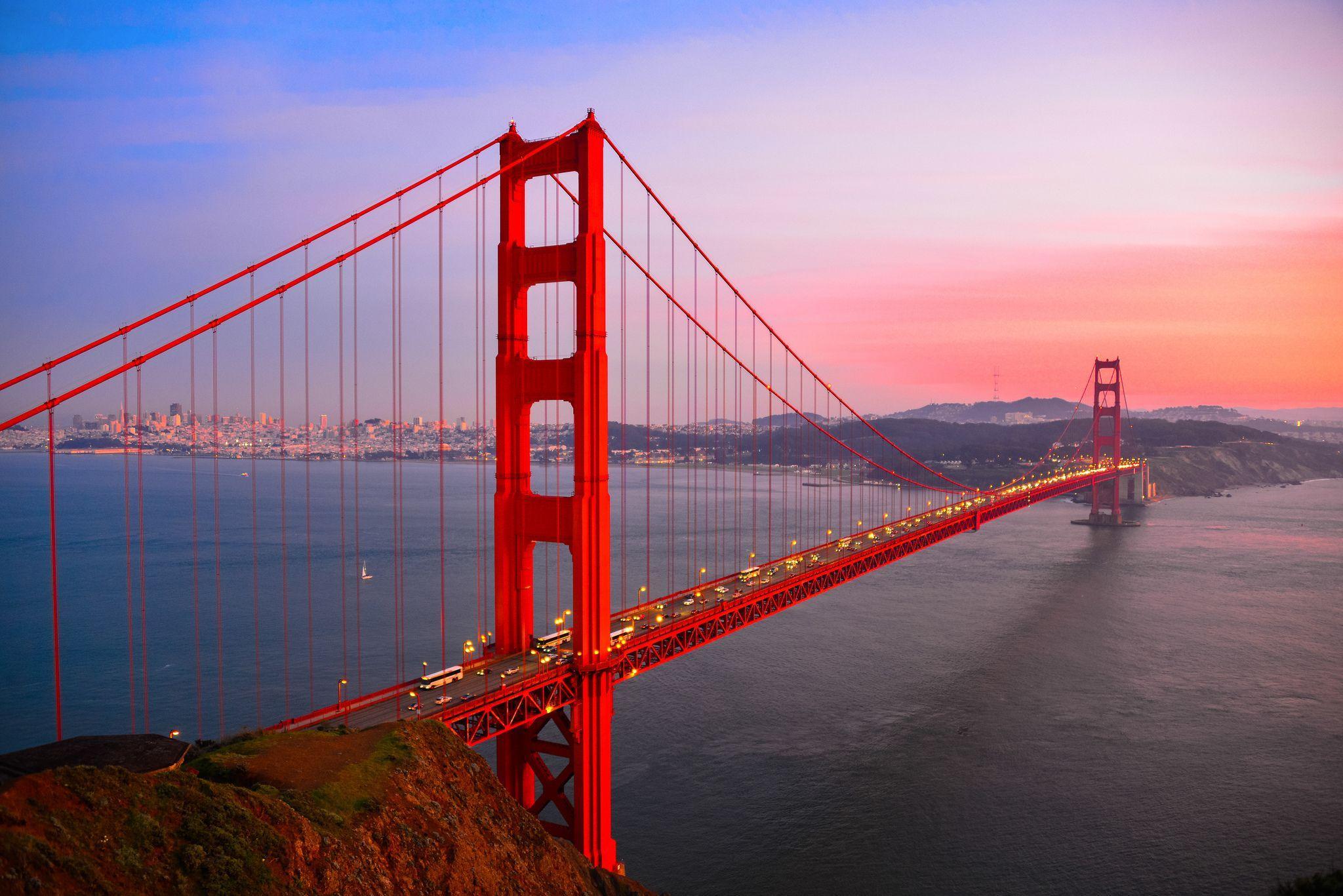 Golden Gate Bridge Wallpapers Top Free Golden Gate Bridge