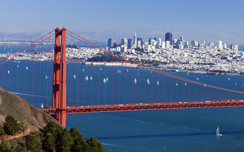 Golden Gate San Francisco Wallpapers Top Free Golden Gate San Francisco Backgrounds Wallpaperaccess