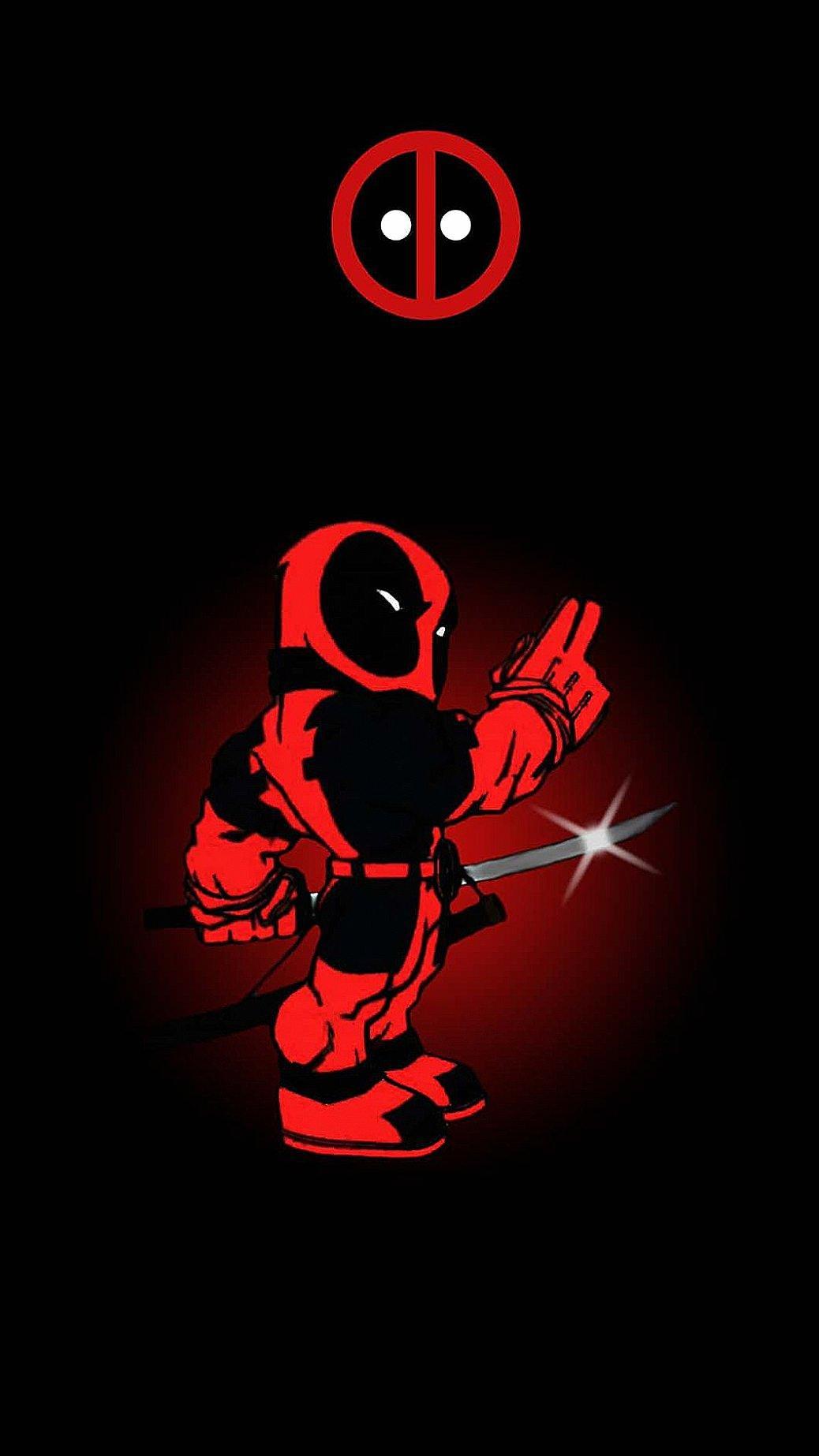 41 Best Free Hd Deadpool Iphone Wallpapers Wallpaperaccess