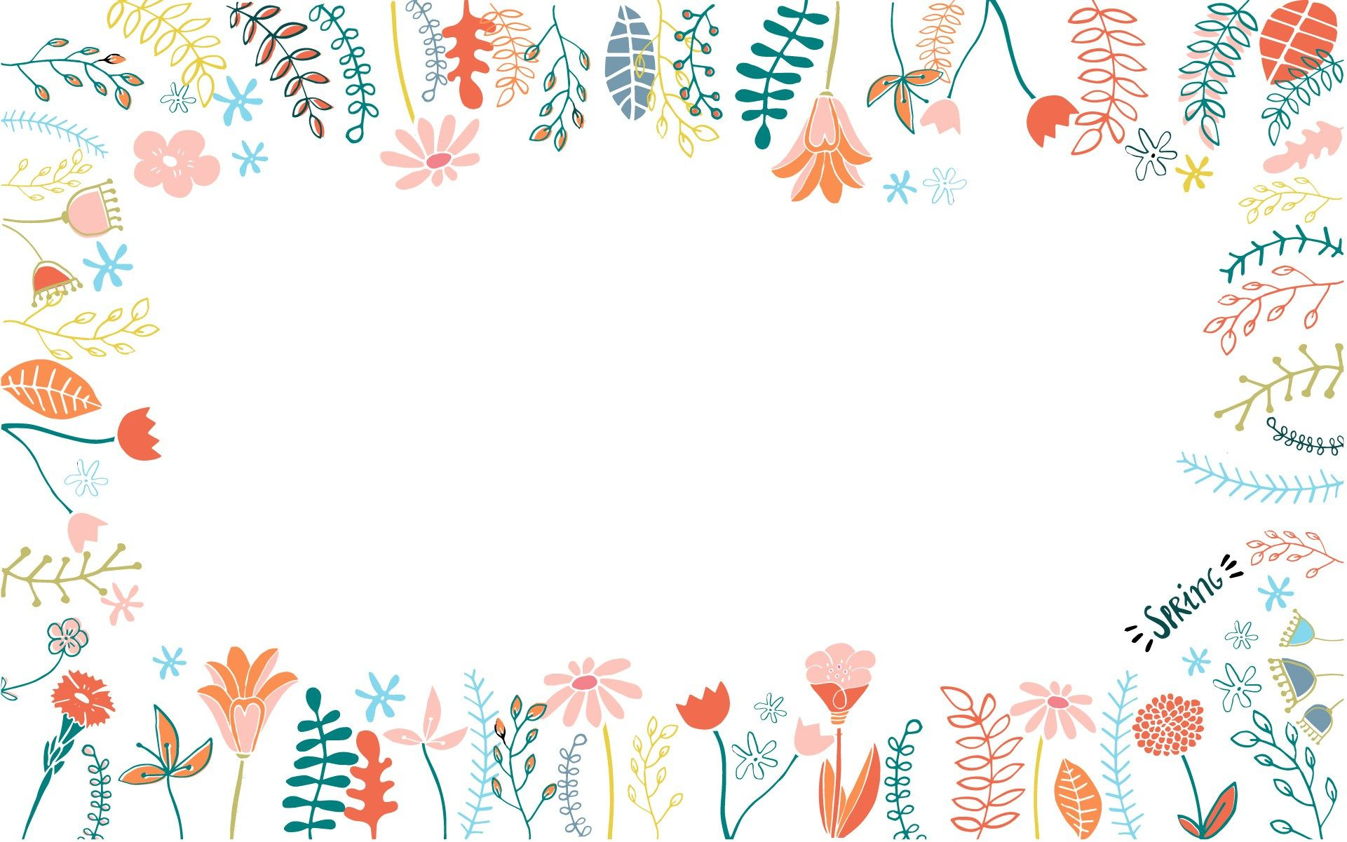 Floral Watercolor Computer Wallpapers Top Free Floral Watercolor
