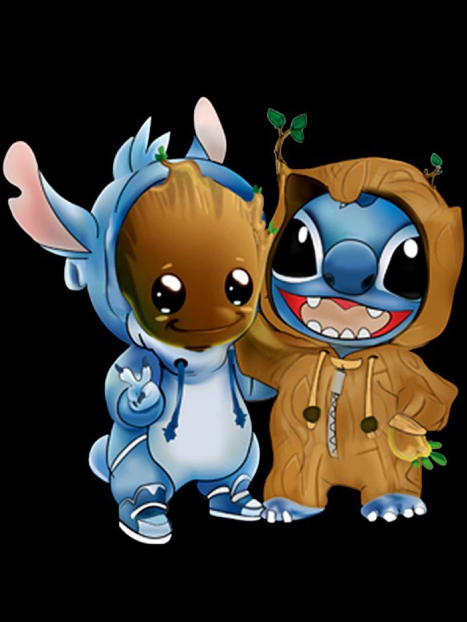 Baby Stitch Wallpapers Top Free Baby Stitch Backgrounds Wallpaperaccess