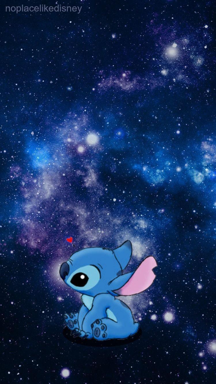 Stitch Galaxy Wallpapers Top Free Stitch Galaxy