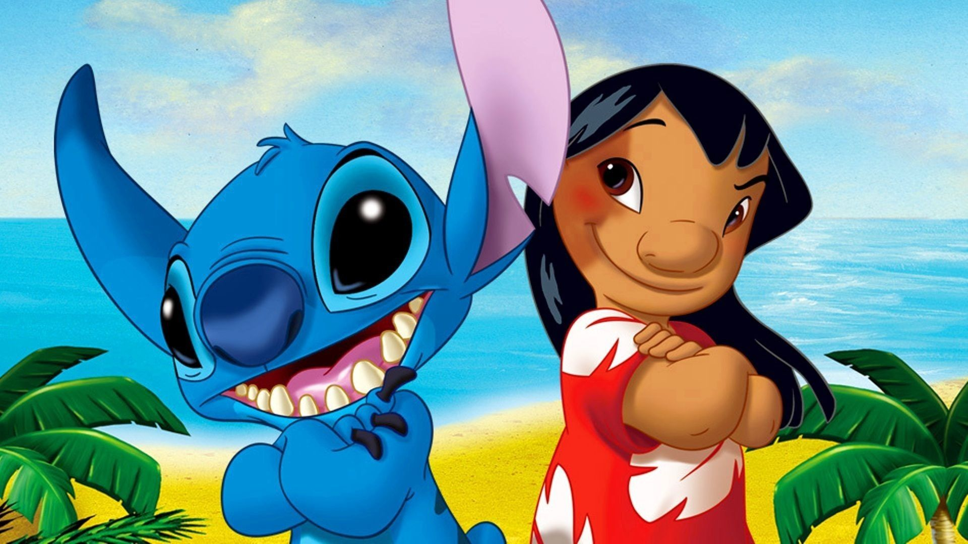 Lilo And Stitch Wallpapers Top Free Lilo And Stitch Backgrounds Wallpaperaccess