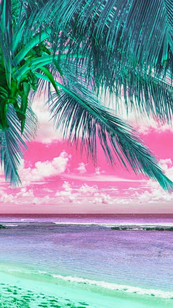 Pastel Beach Wallpapers Top Free Pastel Beach Backgrounds Wallpaperaccess