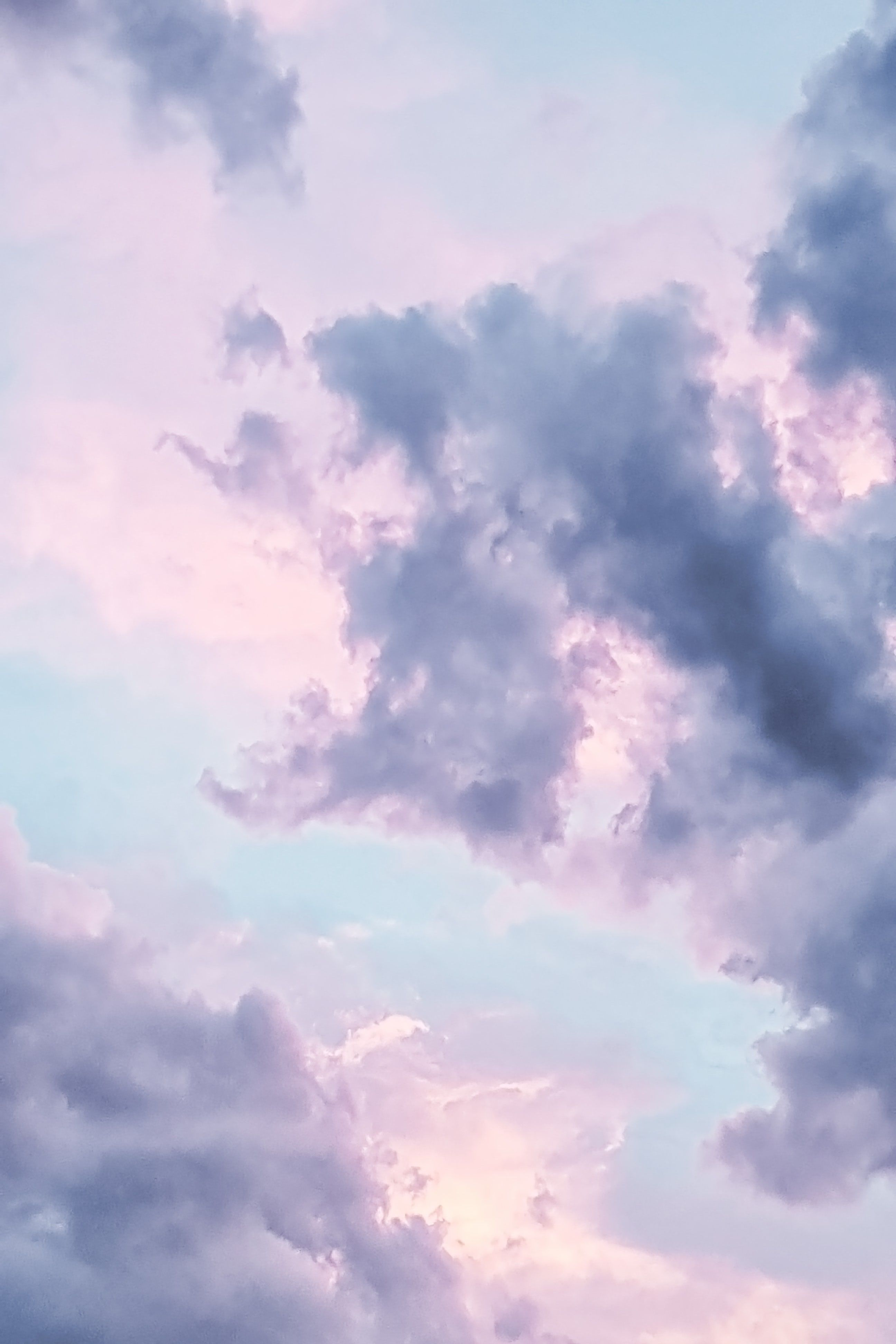 Pastel Clouds Wallpapers Top Free Pastel Clouds