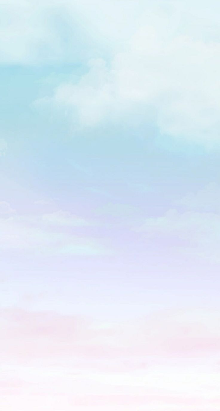 Pastel Clouds Wallpapers Top Free Pastel Clouds Backgrounds Wallpaperaccess