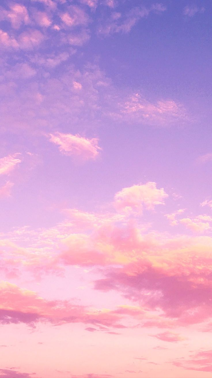 Pastel Clouds Iphone Wallpapers Top Free Pastel Clouds Iphone