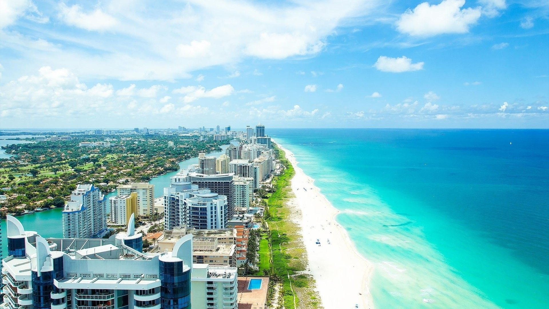 Miami Beach Wallpapers Top Free Miami Beach Backgrounds Wallpaperaccess