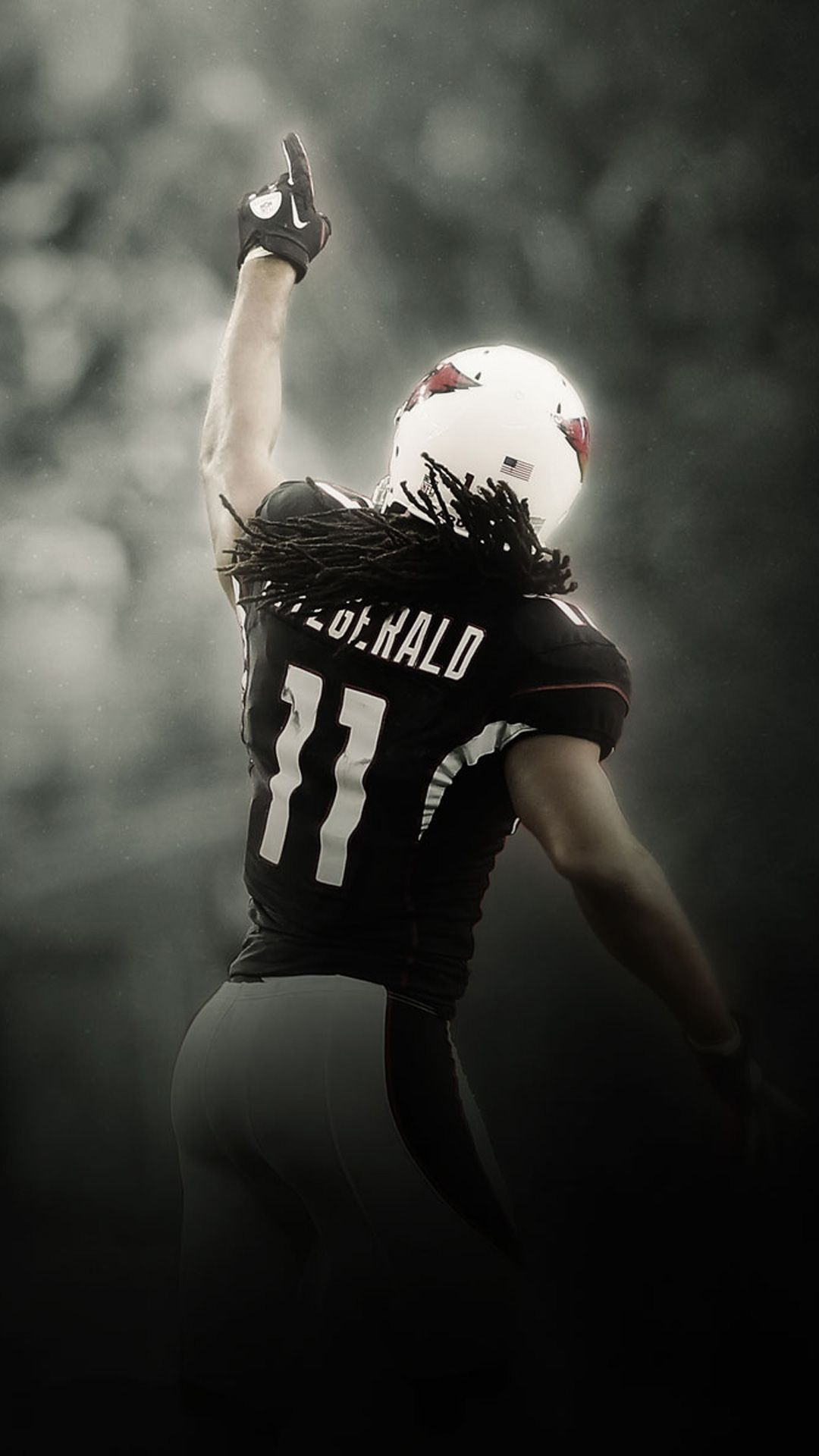 American football iphone wallpapers top free american - Arizona cardinals screensaver free ...