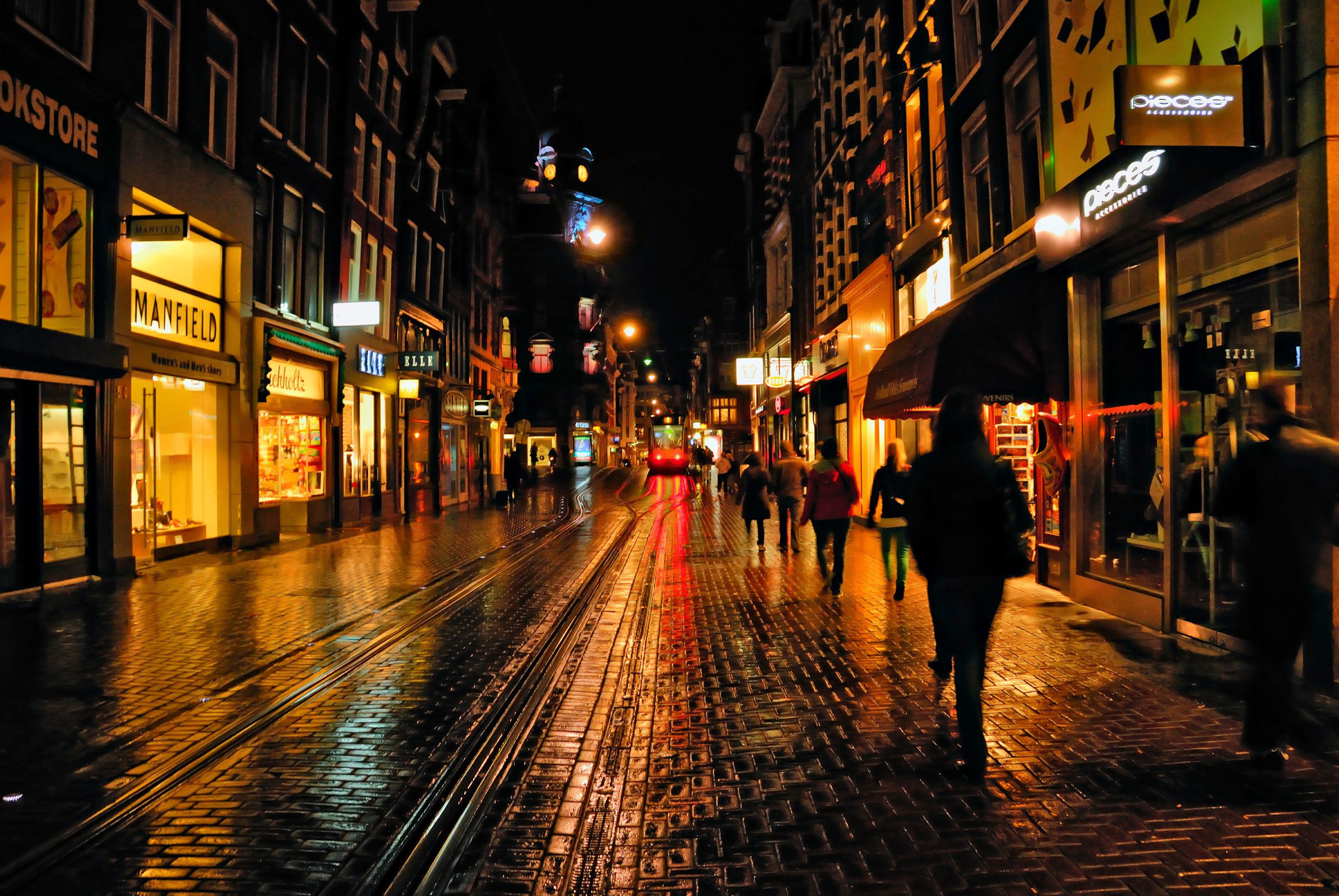 Night Street Wallpapers Top Free Night Street Backgrounds