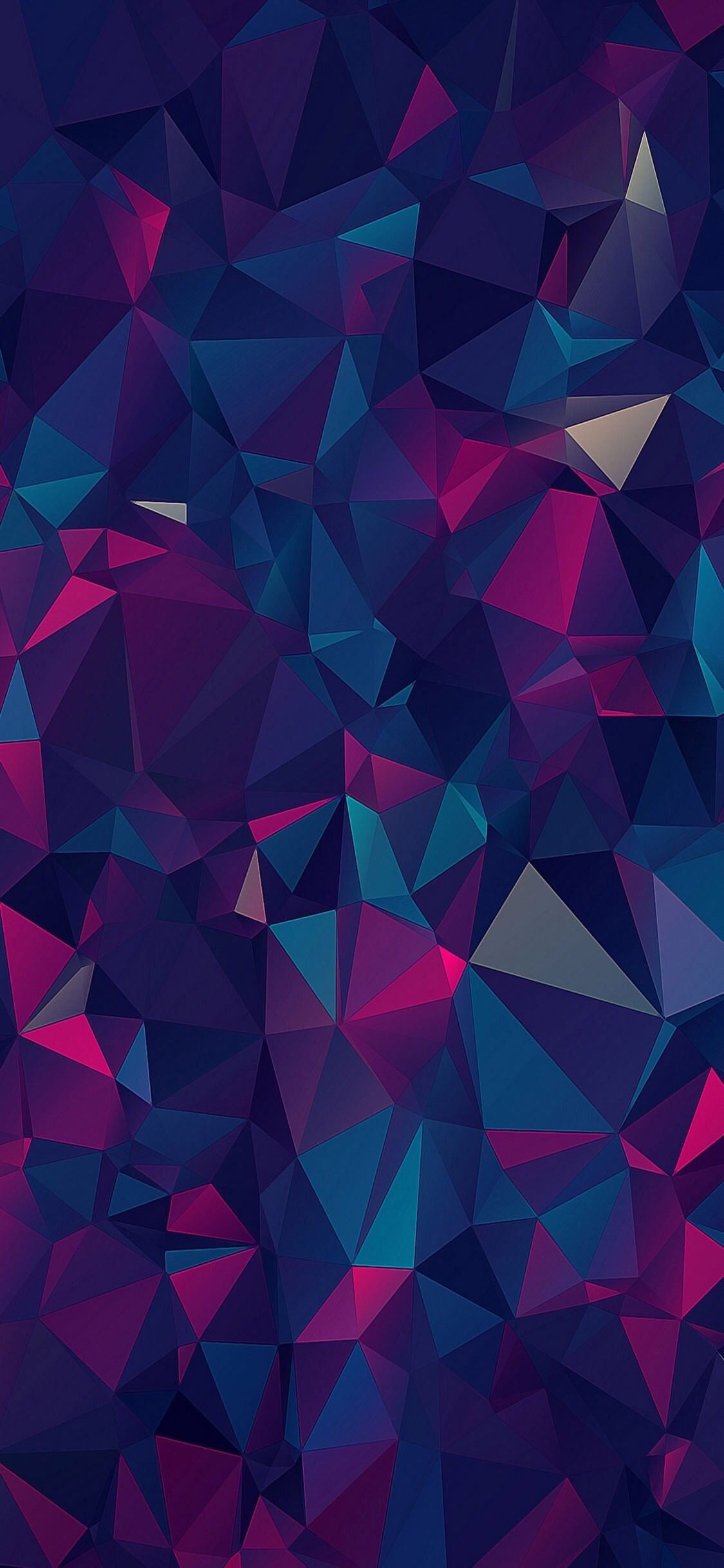 Purple Abstract iPhone Wallpapers - Top