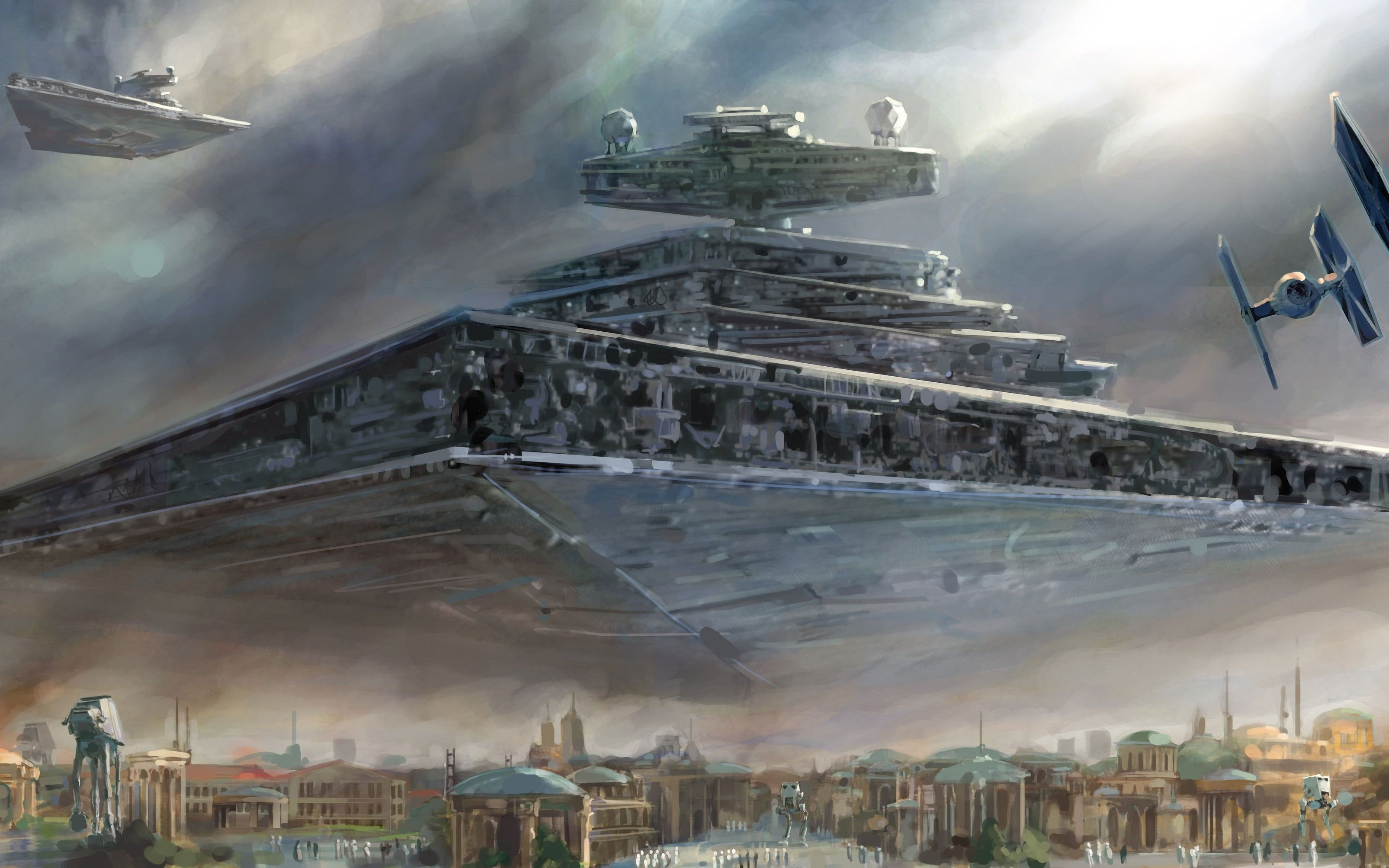 Star Wars Ships Wallpapers Top Free Star Wars Ships Backgrounds Wallpaperaccess