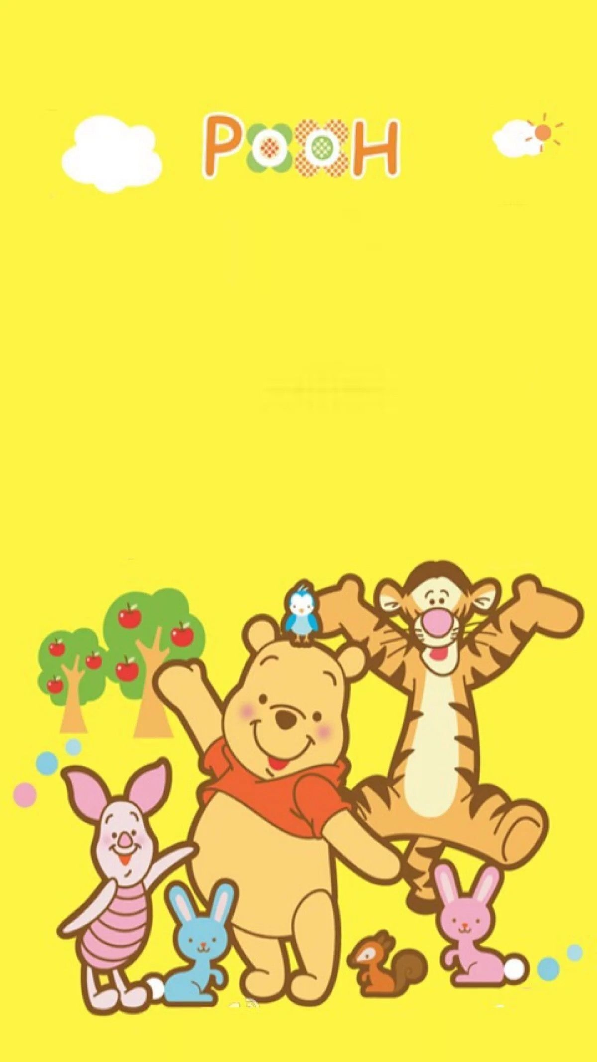 Pooh Wallpaper Iphone 6