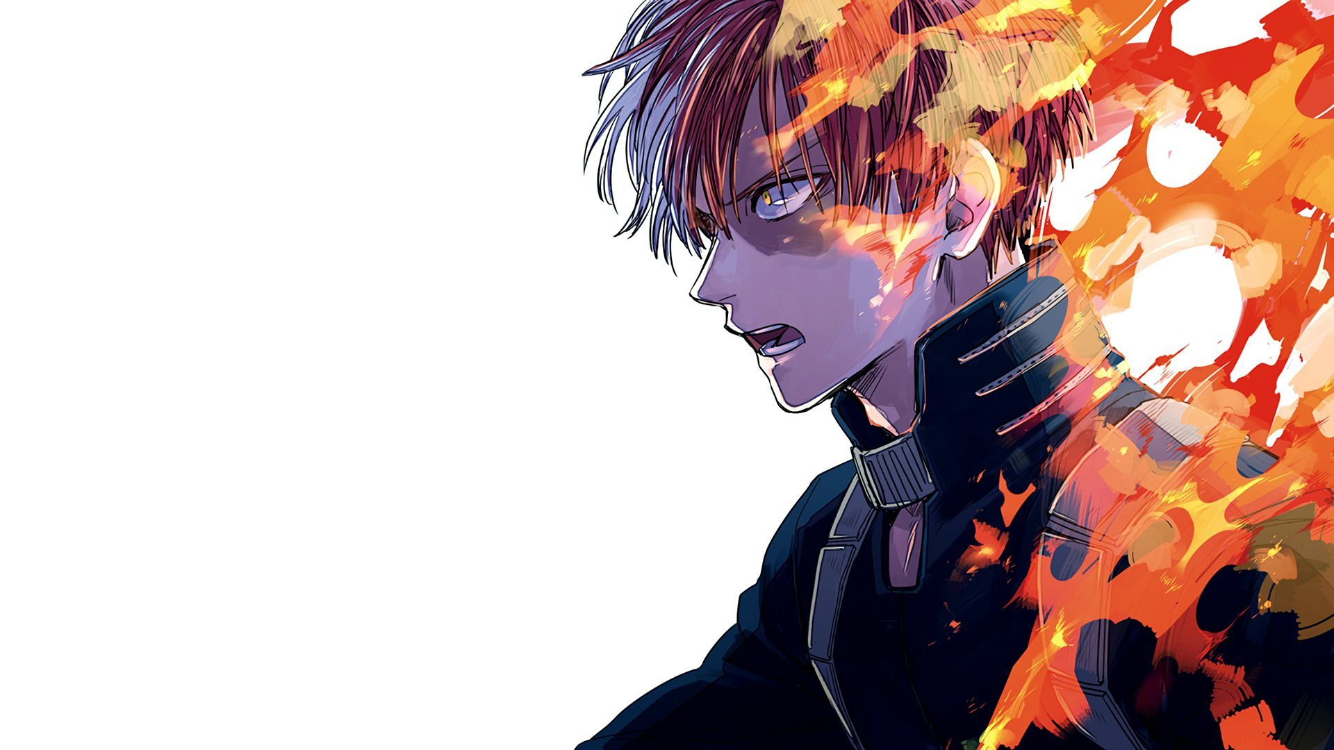 Todoroki Wallpapers Top Free Todoroki Backgrounds