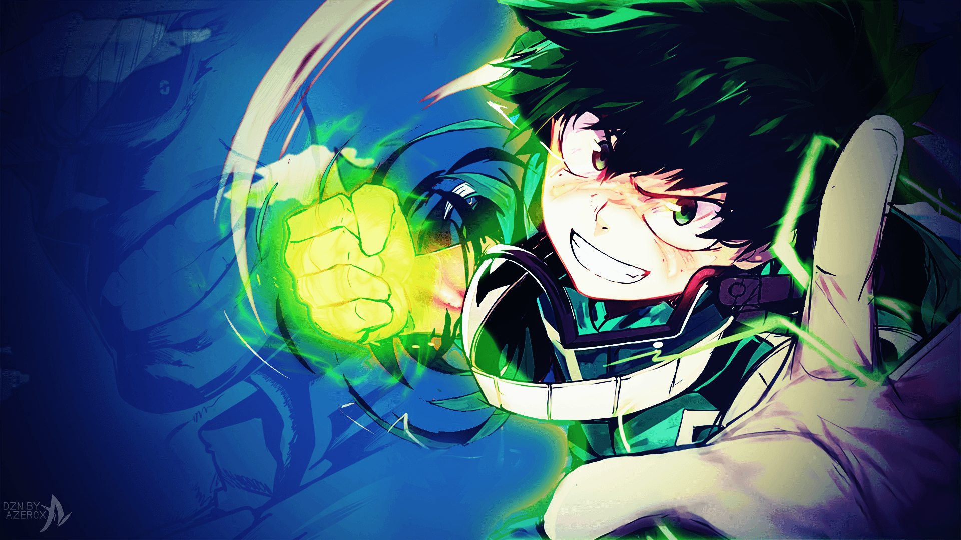 Izuku Midoriya Wallpapers Top Free Izuku Midoriya Backgrounds