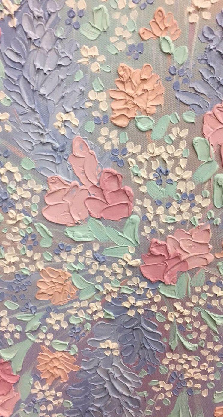 Pastel Vintage Iphone Wallpapers Top Free Pastel Vintage