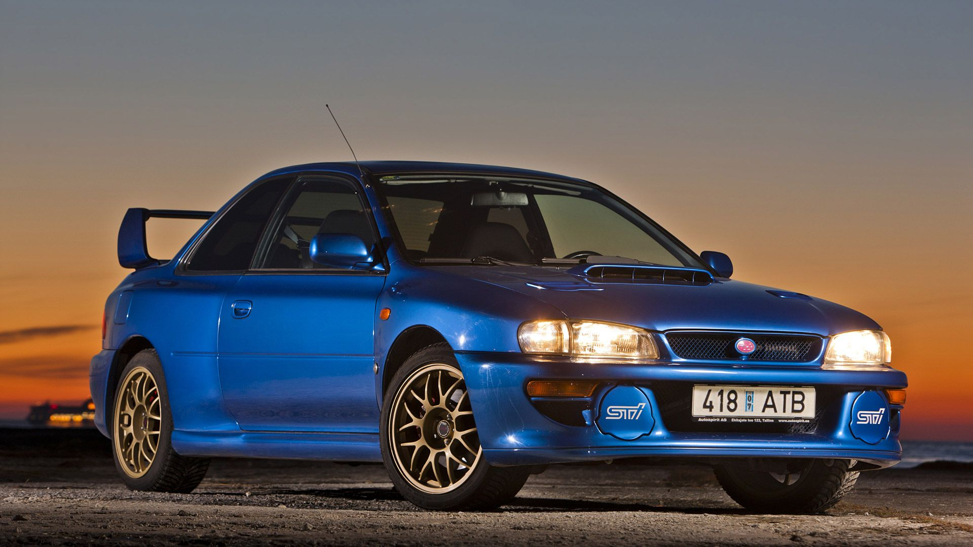 Subaru 22b Wallpapers Top Free Subaru 22b Backgrounds Wallpaperaccess