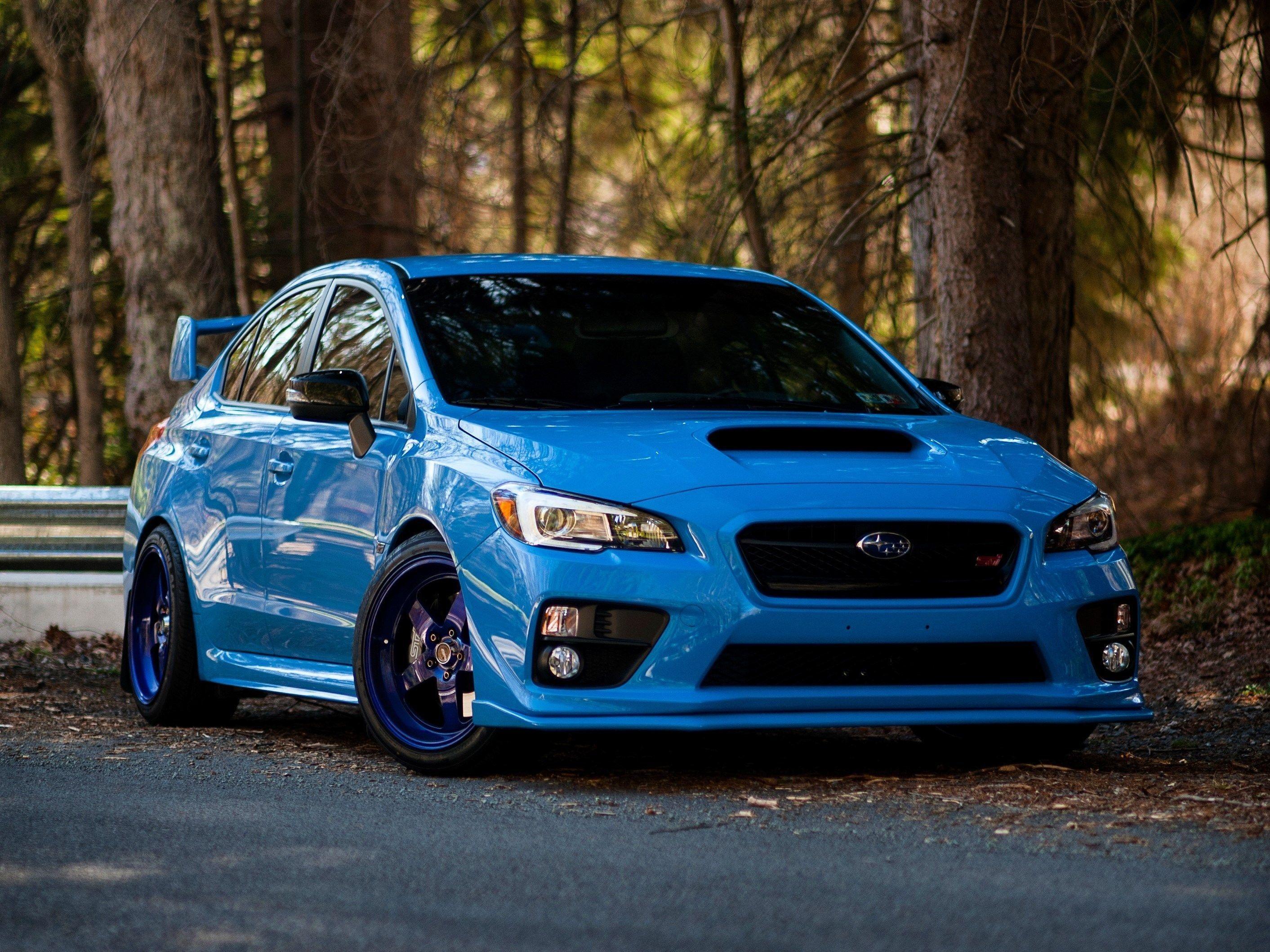 Subaru WRX Wallpapers - Top Free Subaru
