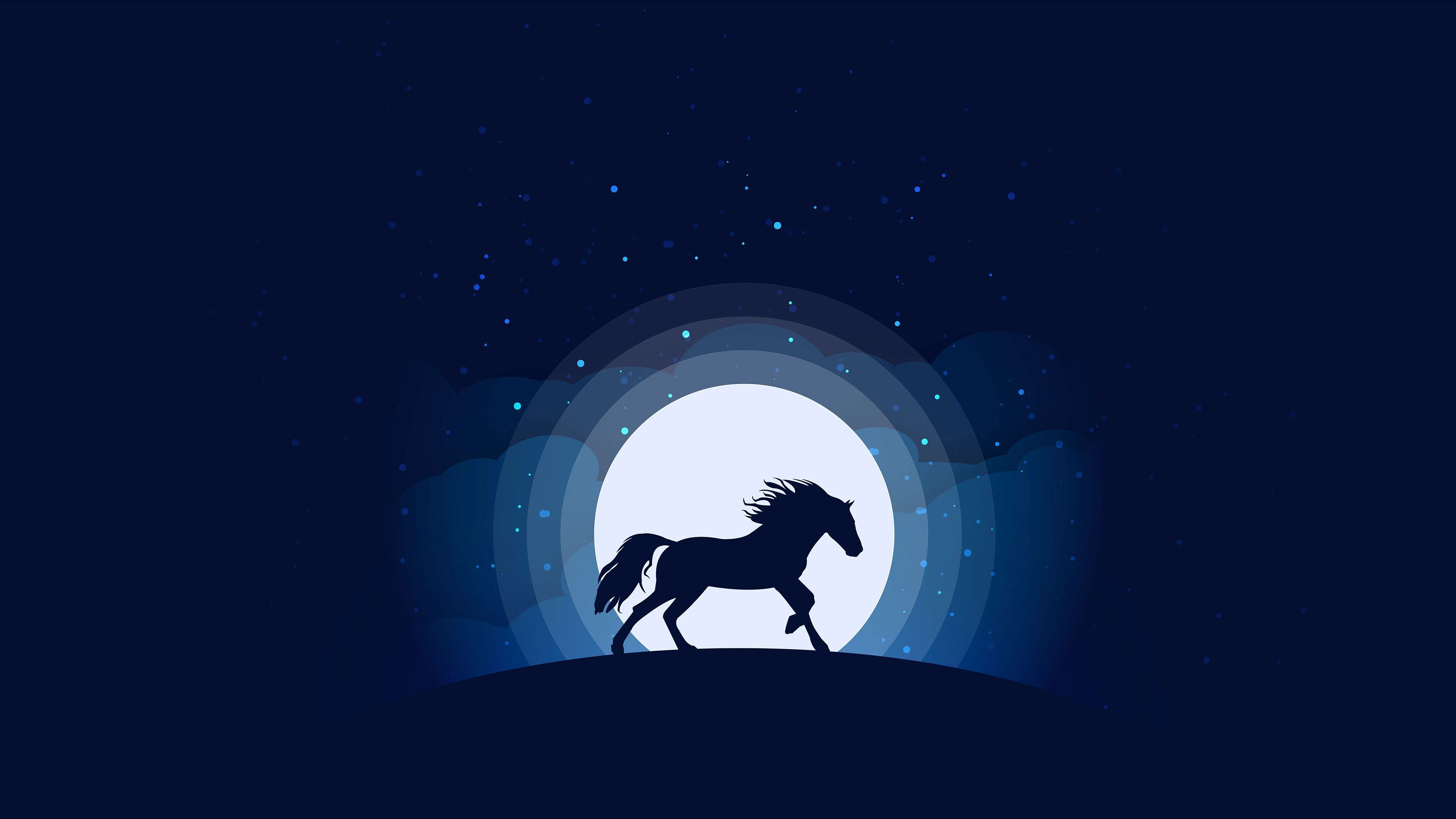 Minimalist Horse Wallpapers Top Free Minimalist Horse Backgrounds Wallpaperaccess