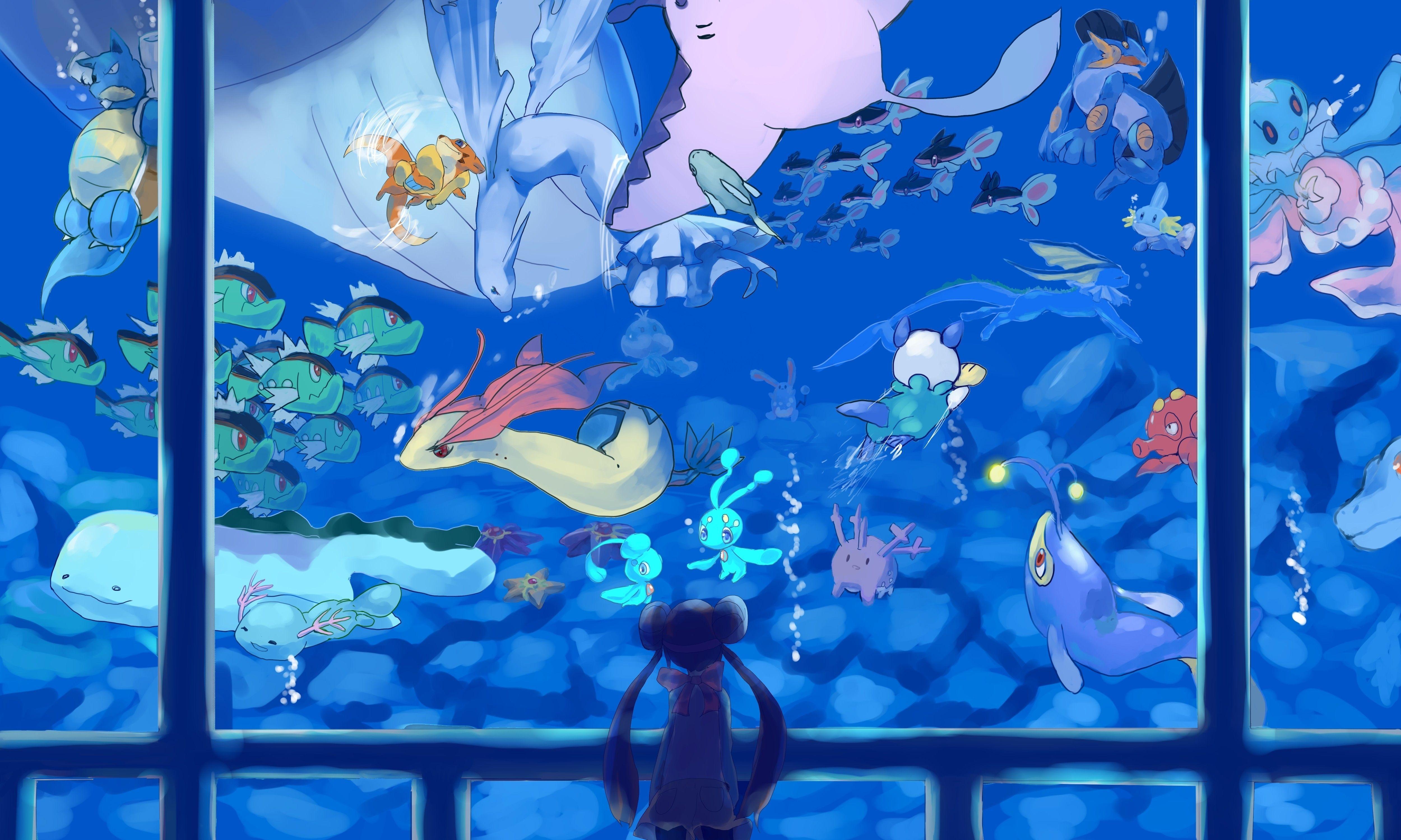 Water Pokemon Wallpapers Top Free Water Pokemon