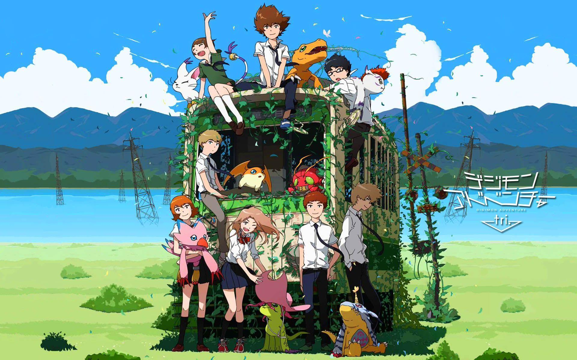 Digimon Adventure Wallpapers - Top Free