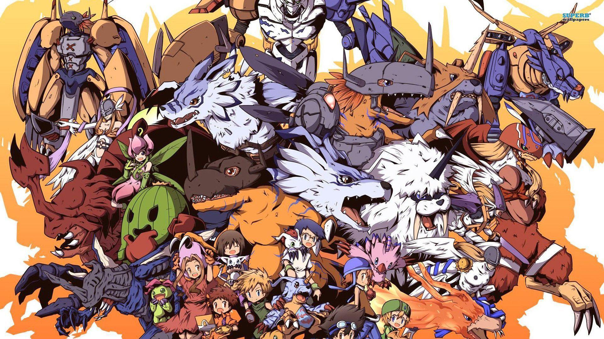 Digimon Wallpapers Top Free Digimon Backgrounds Wallpaperaccess