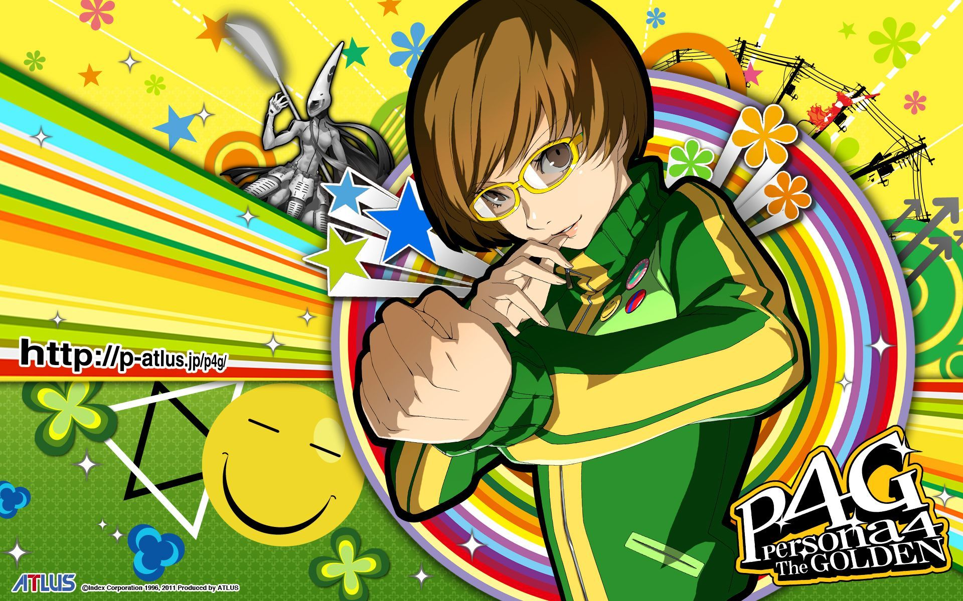 Chie Persona 4 Wallpapers Top Free Chie Persona 4