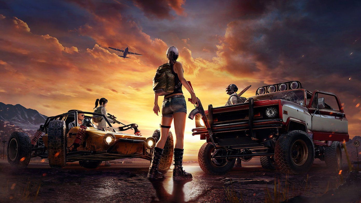 PUBG PC Wallpapers - Top Free PUBG PC Backgrounds - WallpaperAccess