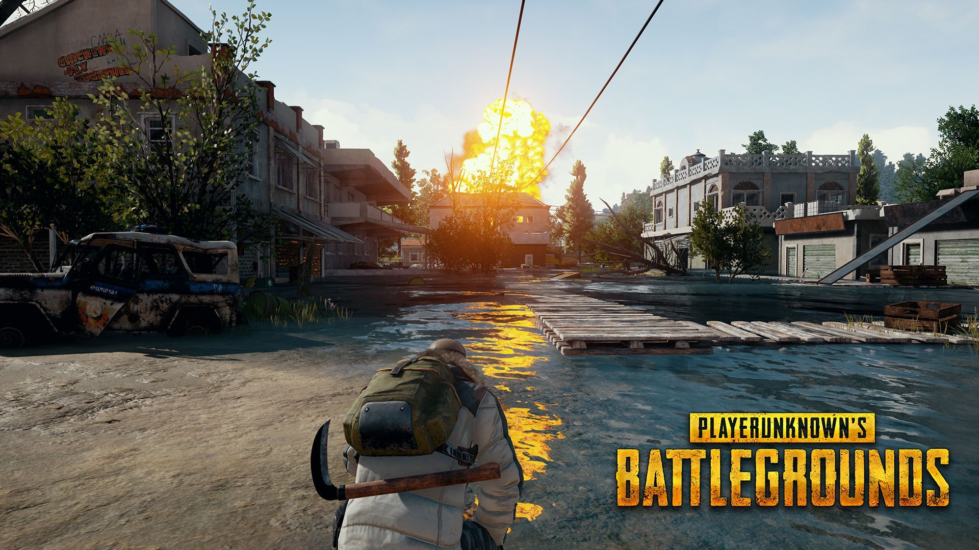 Playerunknown S Battlegrounds 4k Wallpapers Top Free