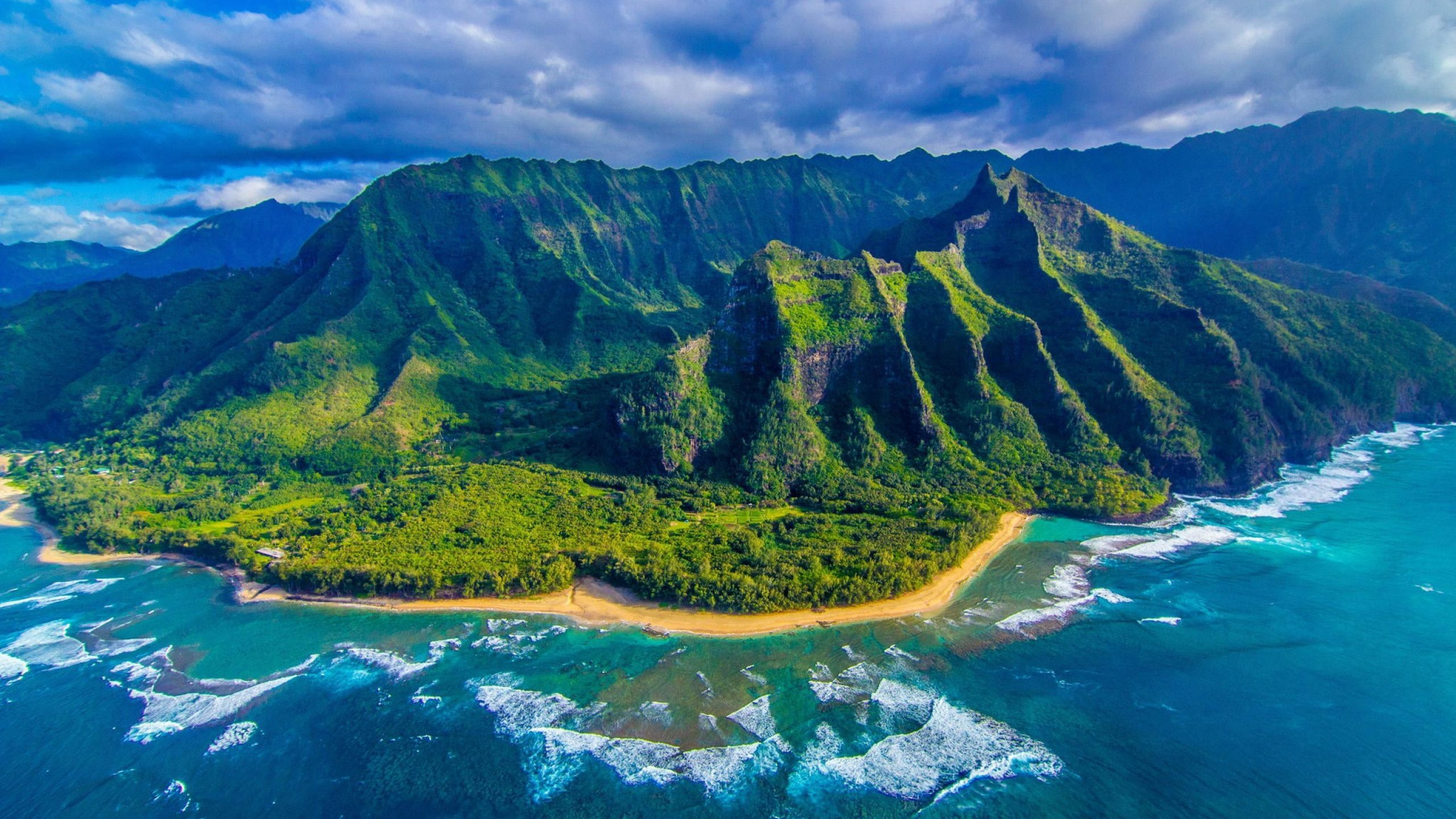 Hawaii Landscape Wallpapers Top Free Hawaii Landscape