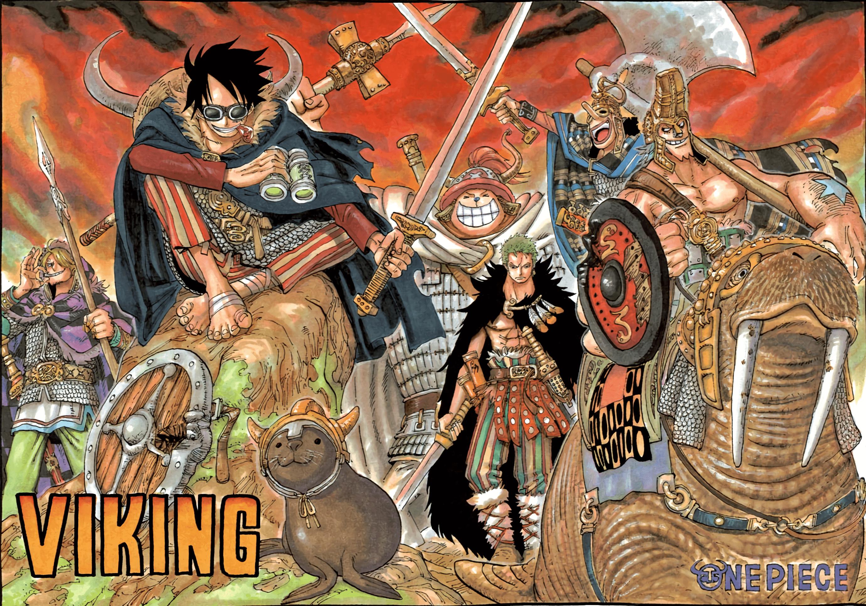 One Piece Desktop Wallpapers Top Free One Piece Desktop