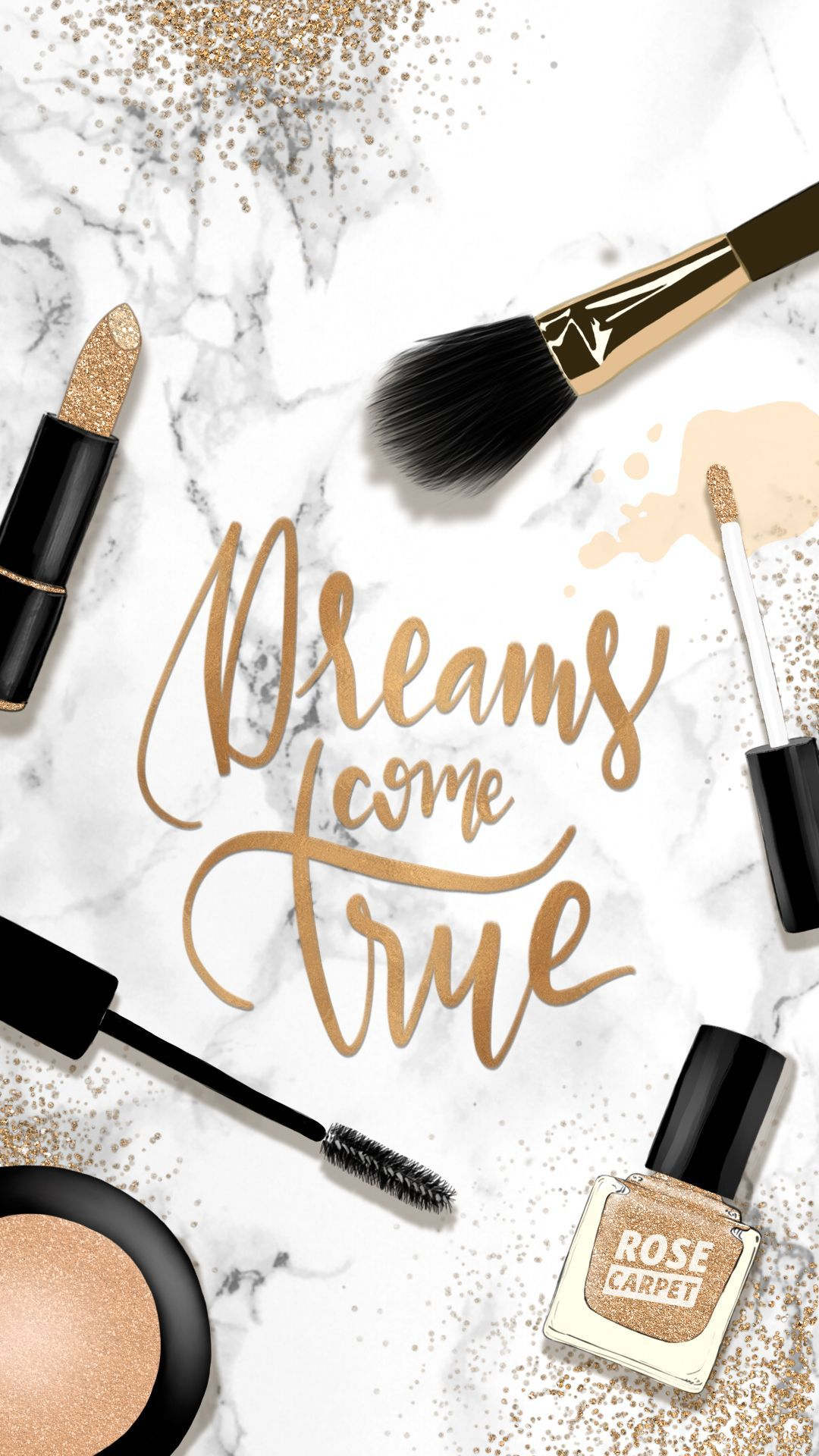 Aesthetic Makeup Background Tumblr Largest Wallpaper Portal