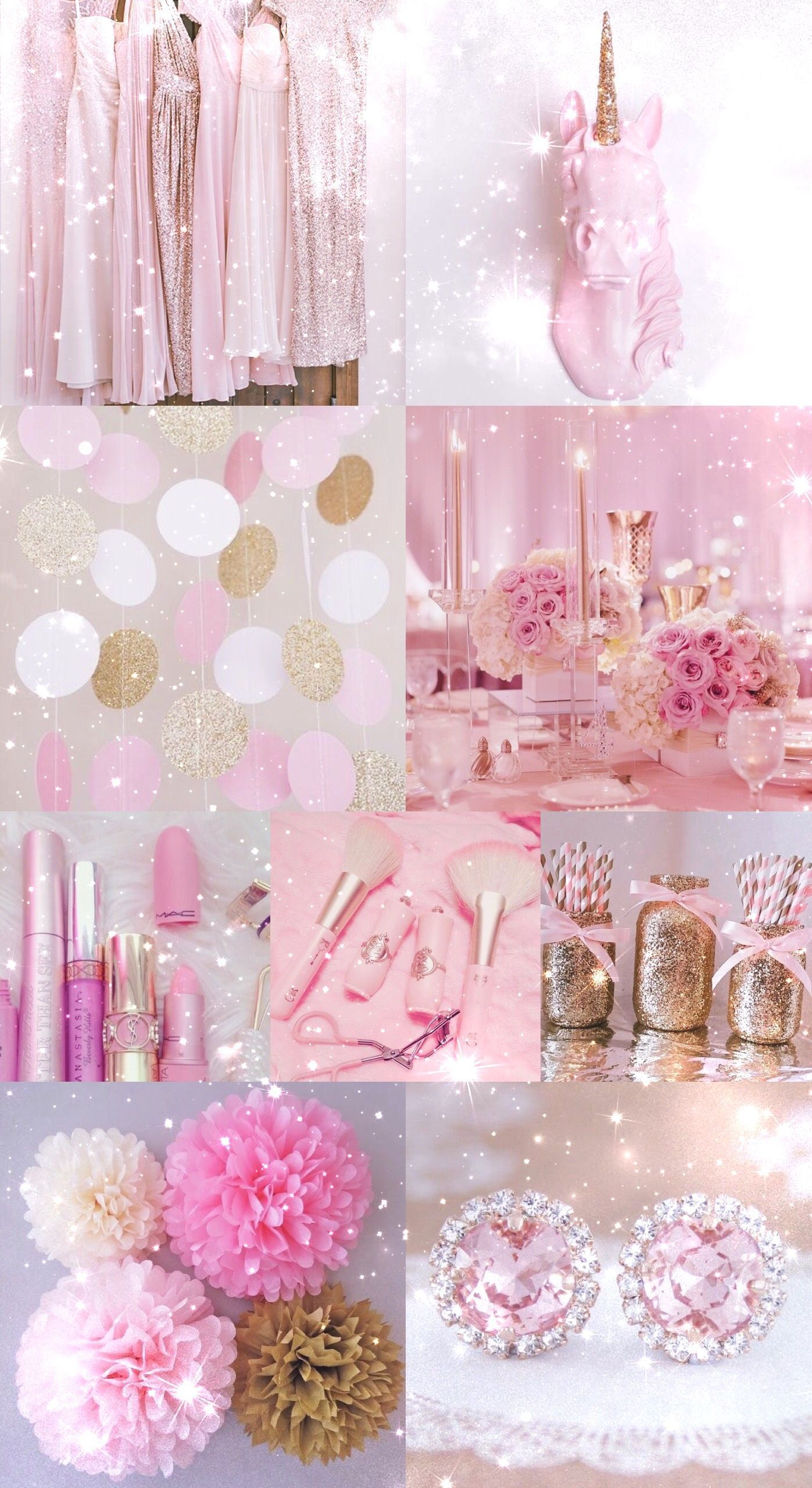 Girly Collage Wallpapers Top Free Girly Collage Backgrounds