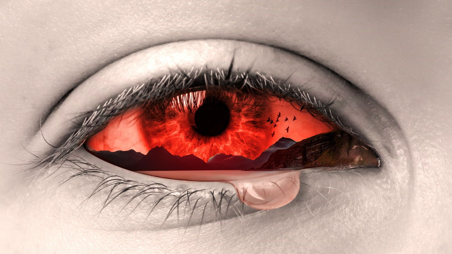 Eye Wallpapers Top Free Eye Backgrounds Wallpaperaccess