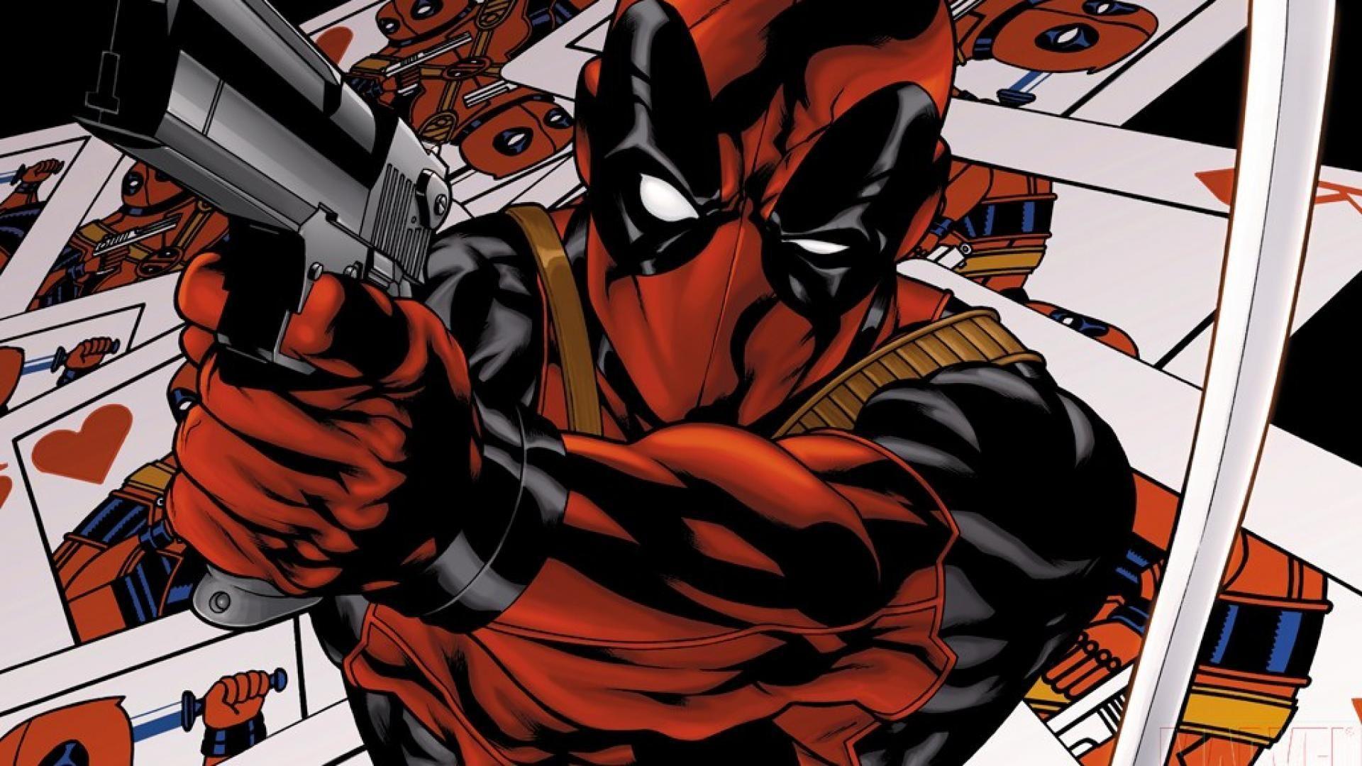 Deadpool Comics - Modern Version