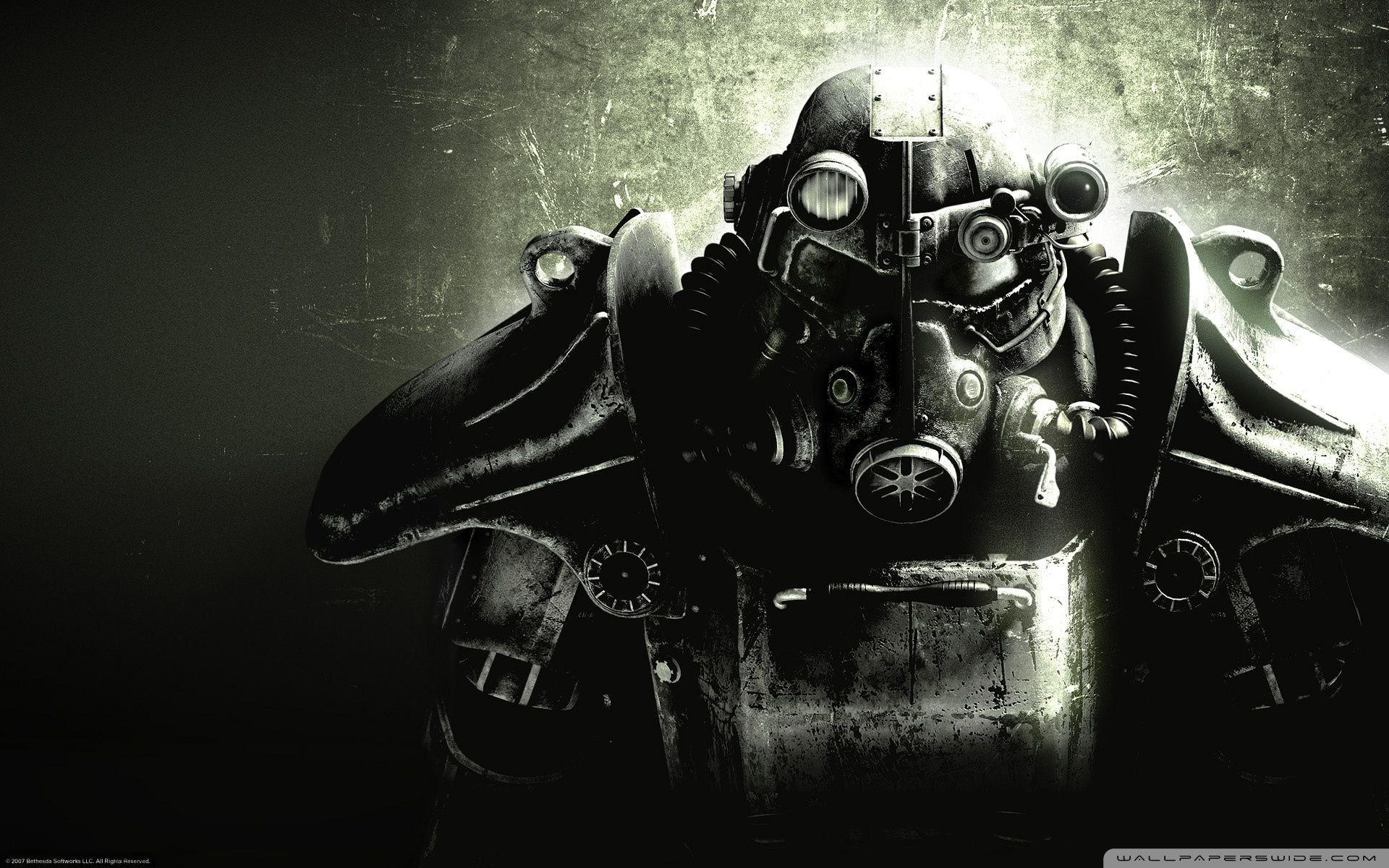 Fallout 3 Desktop Wallpapers Top Free Fallout 3 Desktop Backgrounds Wallpaperaccess