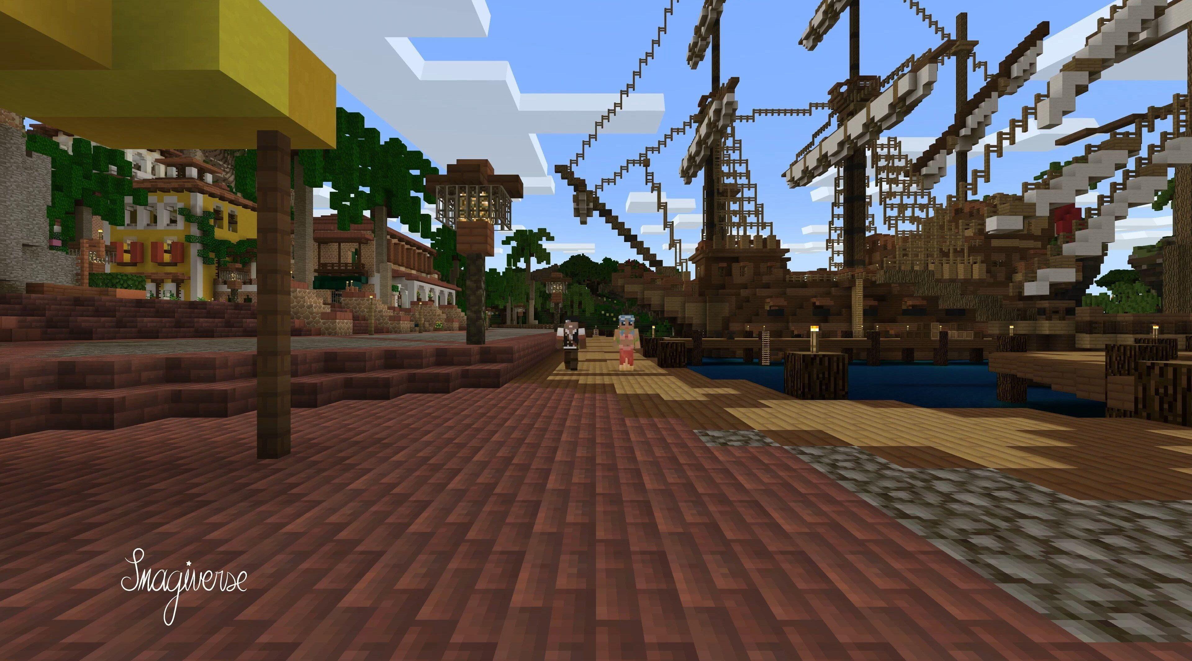 Minecraft 4K Wallpapers - Top Free Minecraft 4K ...