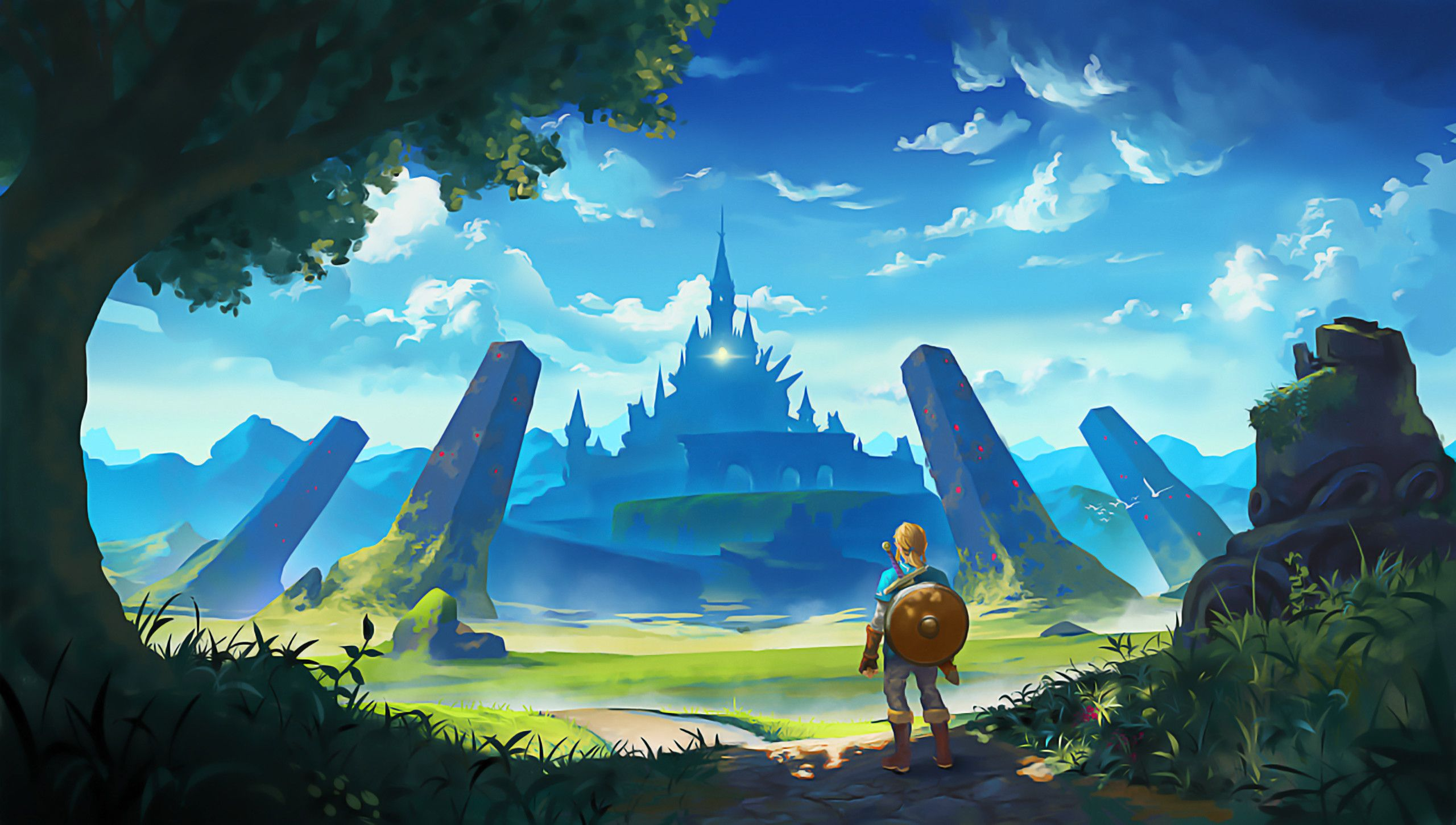 Legend Of Zelda Wallpapers Top Free Legend Of Zelda
