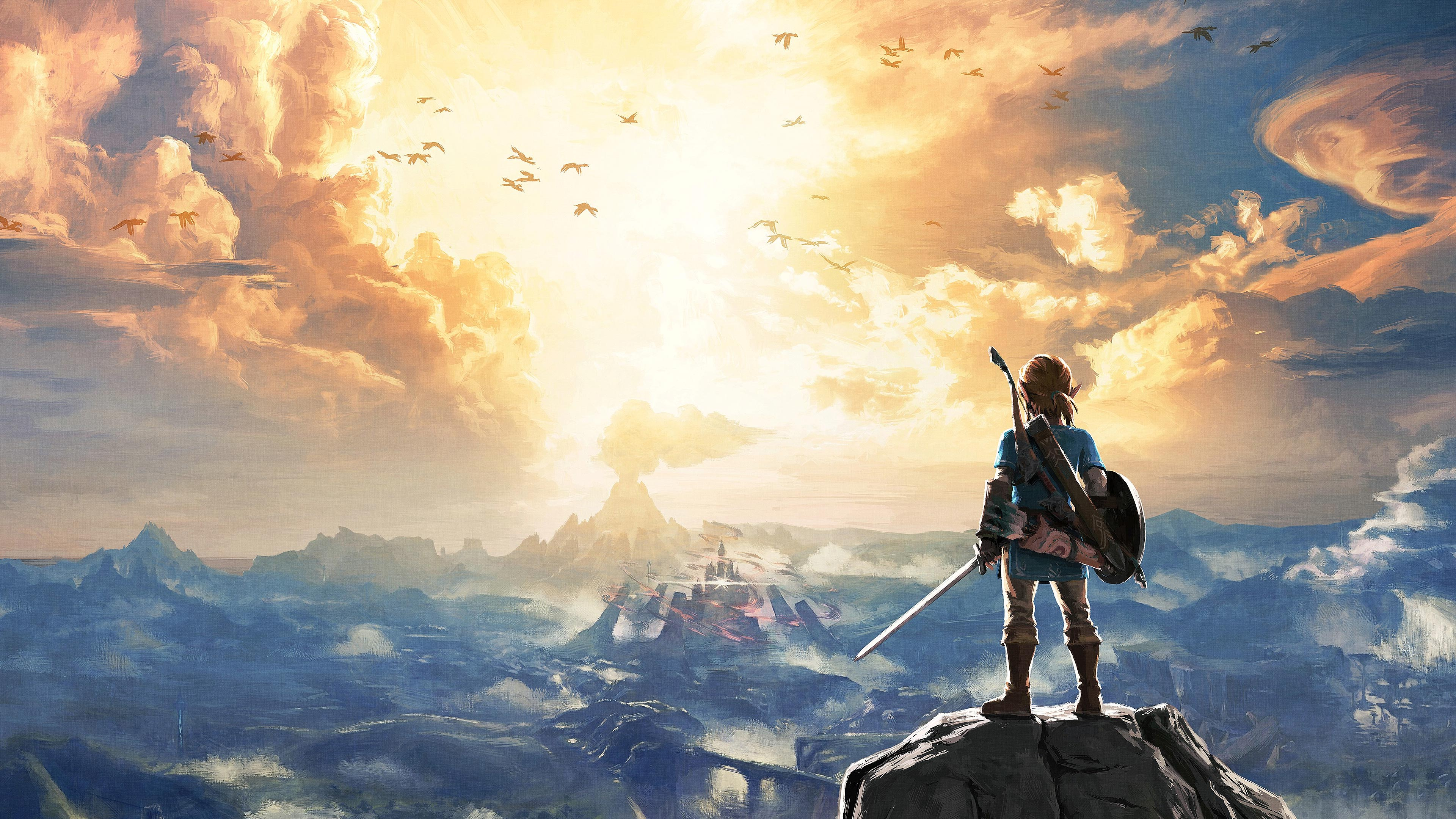 Legend Of Zelda Wallpapers Top Free Legend Of Zelda Backgrounds