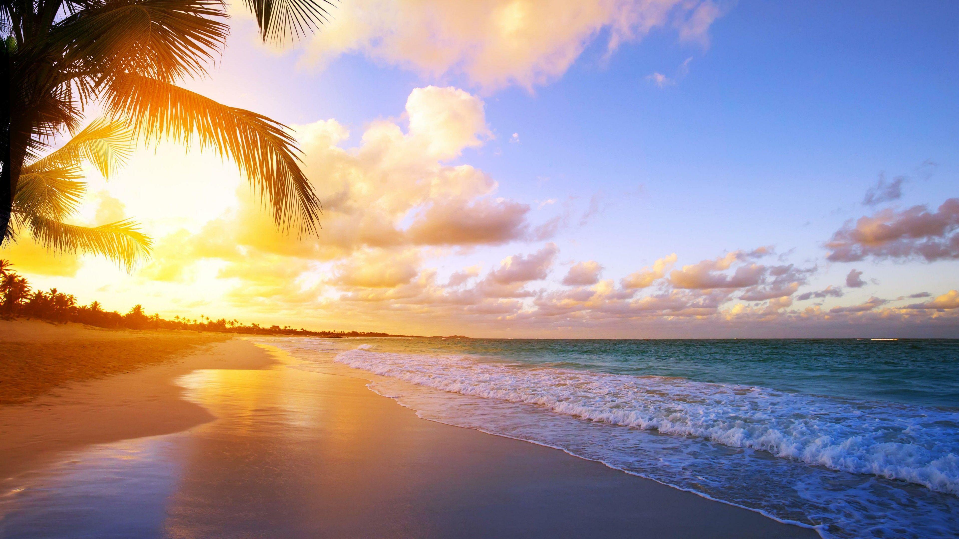Beach Sunrise Wallpapers Top Free Beach Sunrise Backgrounds Wallpaperaccess