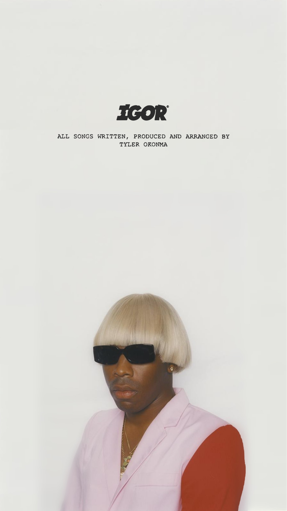 Tyler The Creator Igor Wallpapers Top Free Tyler The Creator