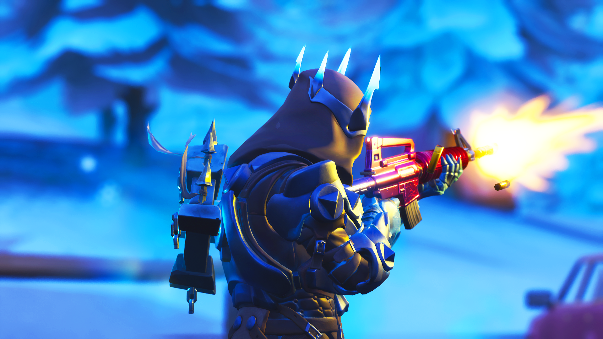 Ice King Fortnite Wallpapers Top Free Ice King Fortnite