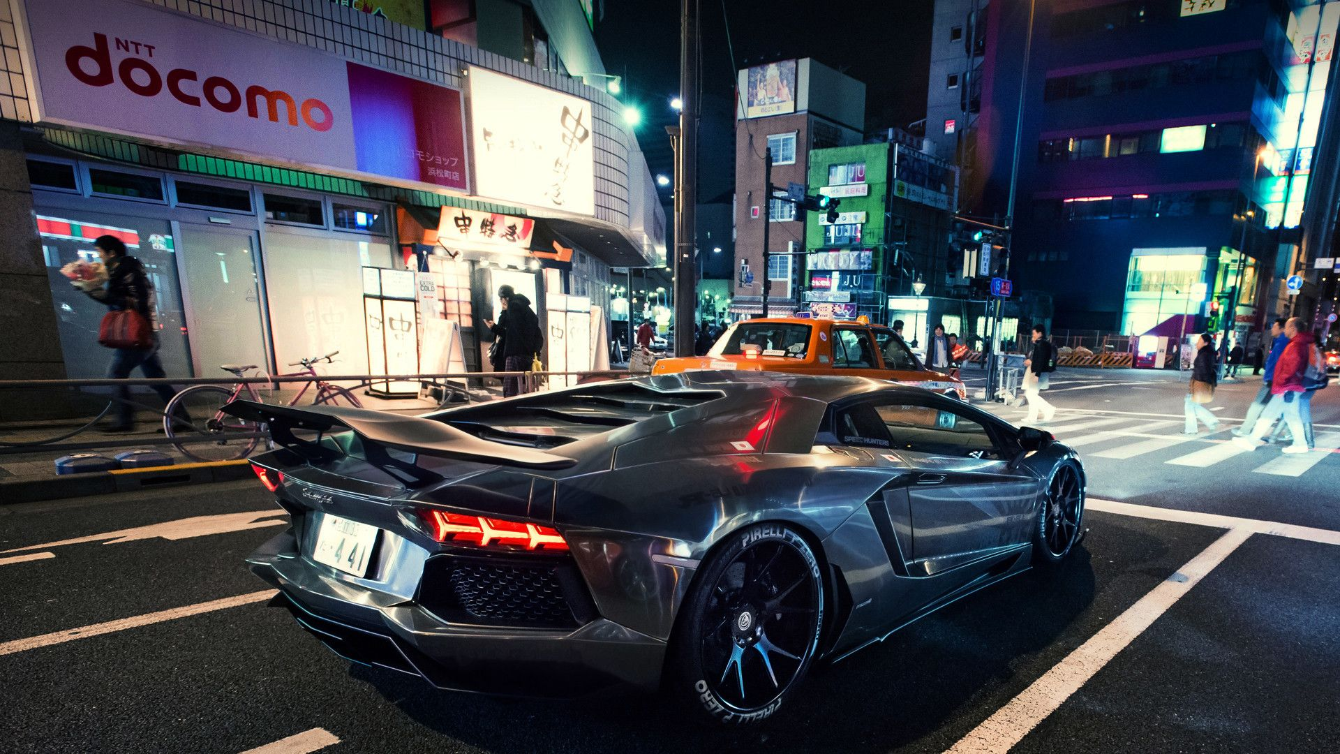 Tokyo Cars Wallpapers - Top Free Tokyo Cars Backgrounds ...