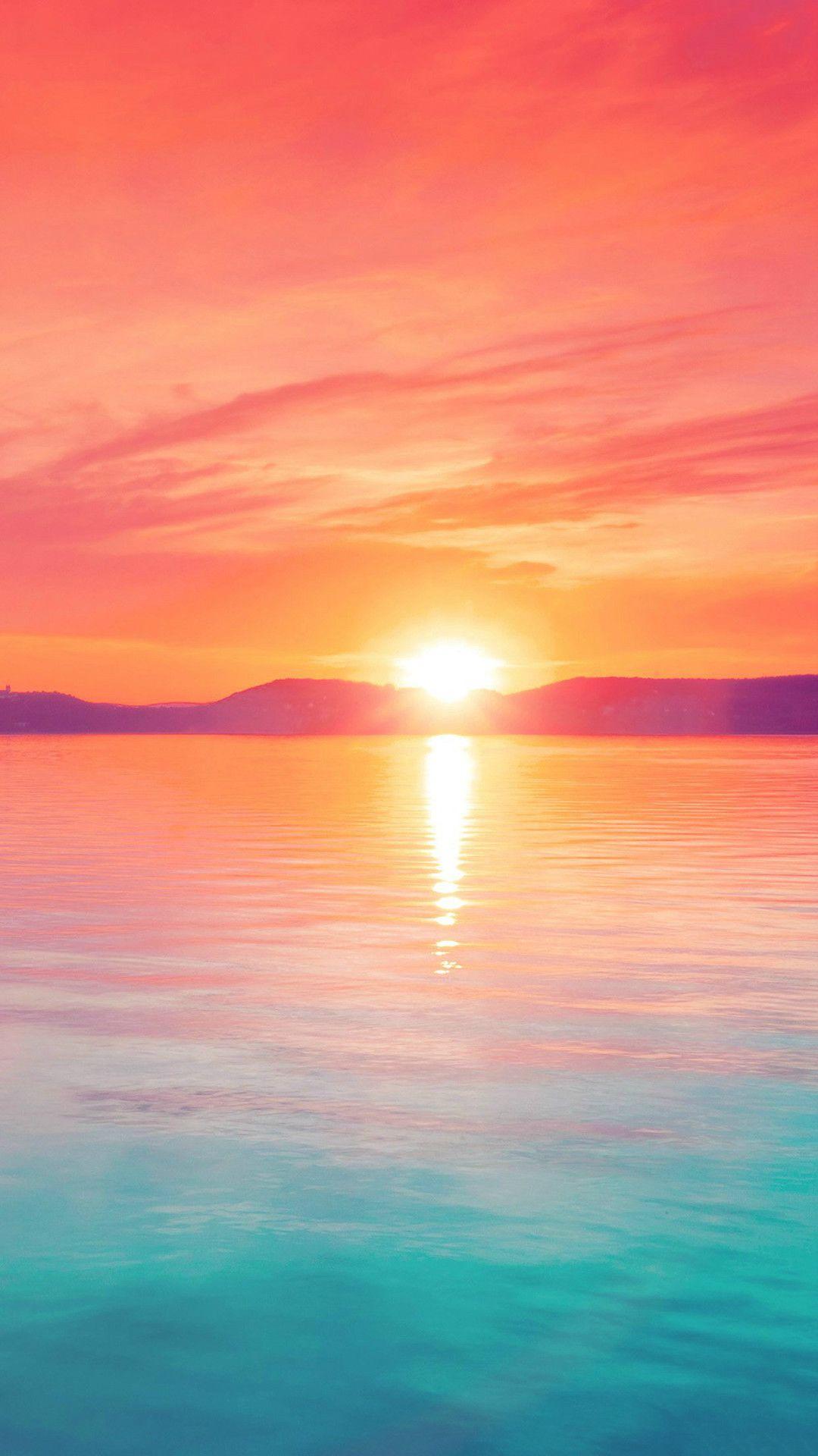 Beautiful Sunset Iphone Wallpapers Top Free Beautiful