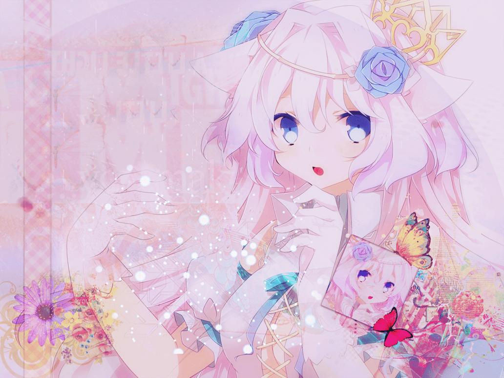 Cute Pastel Anime Laptop Wallpapers Top Free Cute Pastel Anime