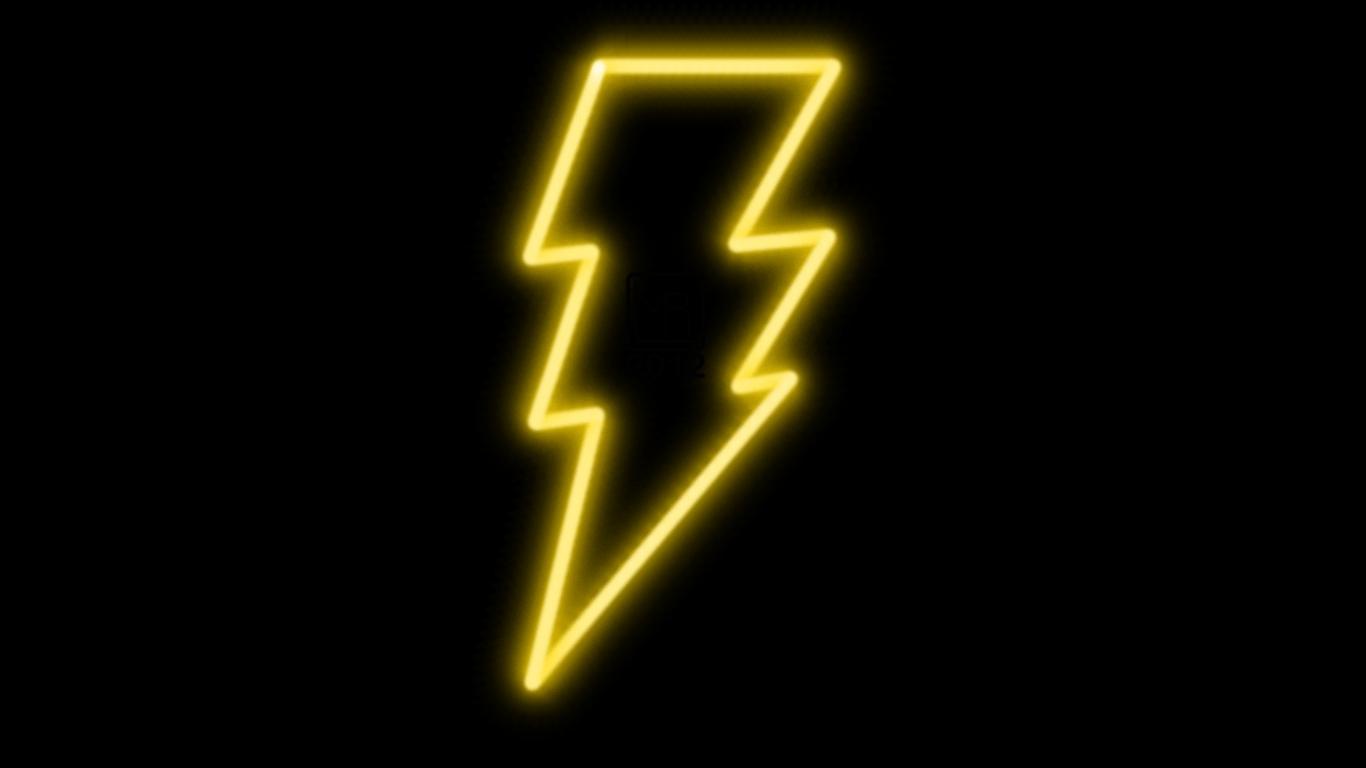 Neon Lightning Wallpapers Top Free Neon Lightning