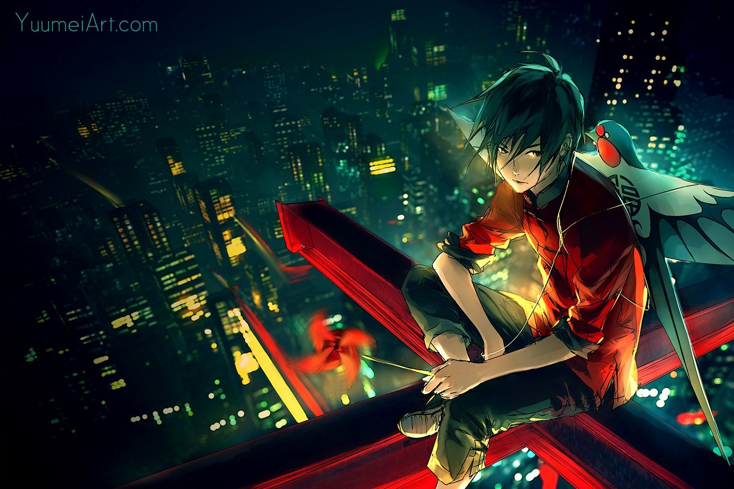Alone Anime Wallpapers Top Free Alone Anime Backgrounds Wallpaperaccess