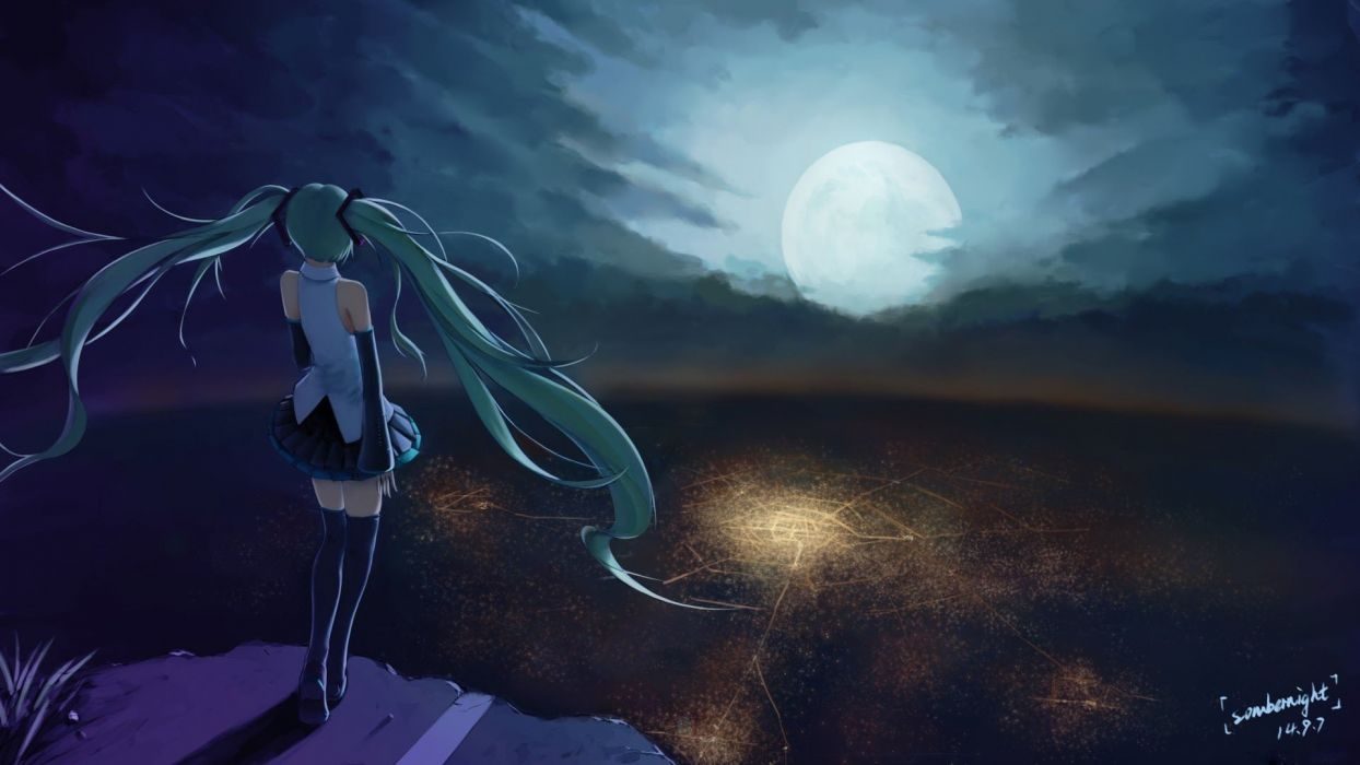 Alone Cartoon Girl alone anime wallpapers - top free alone anime backgrounds
