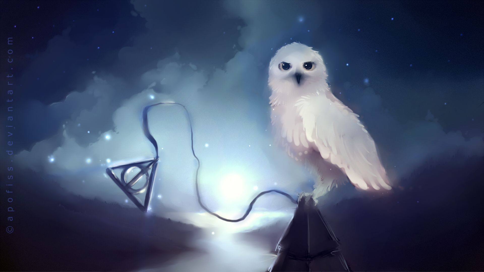 Harry Potter Owl Wallpapers Top Free Harry Potter Owl Backgrounds Wallpaperaccess
